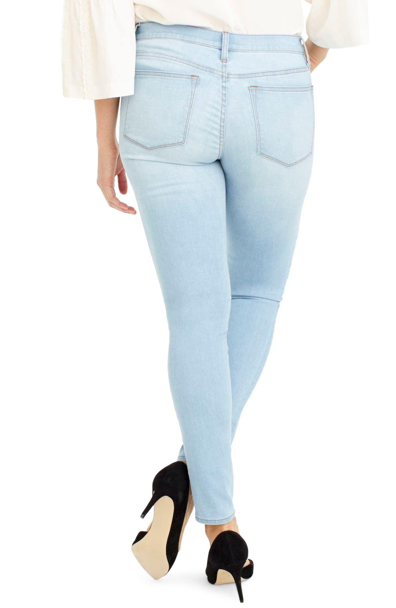 Toothpick Jeans,                         Main,                         color, 400