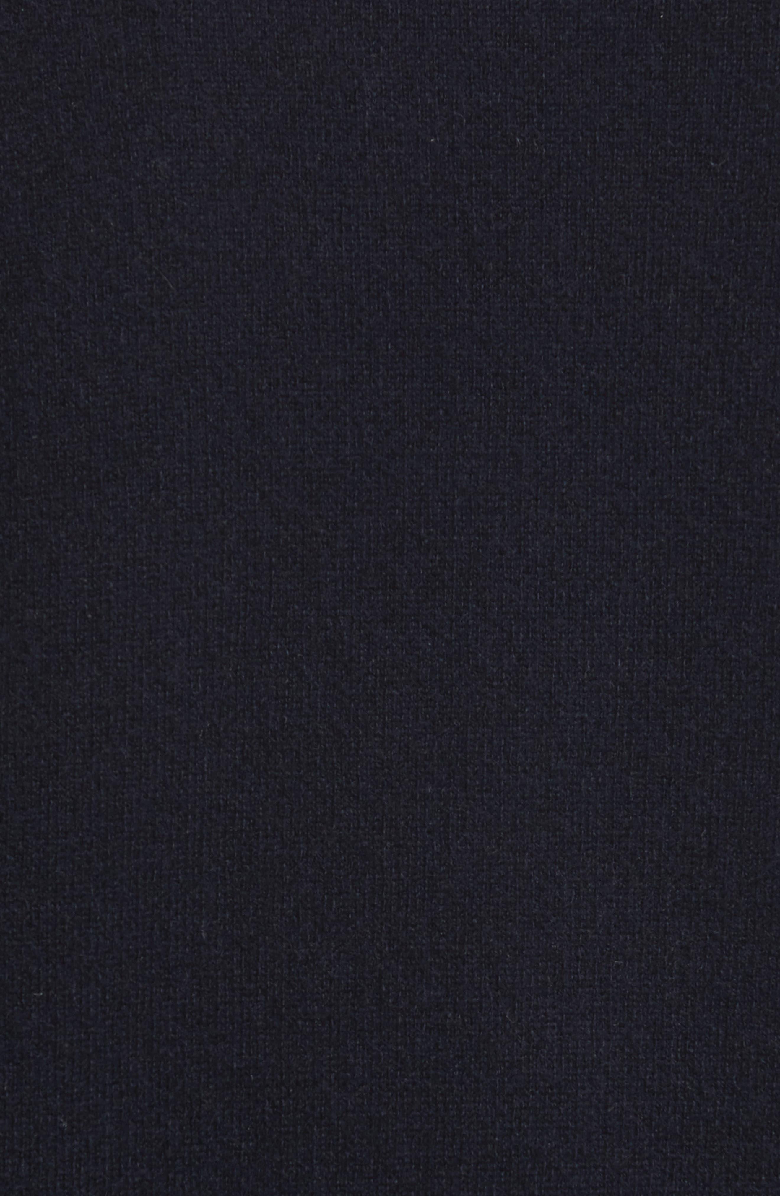 Double Layer Cashmere & Cotton Sweater,                             Alternate thumbnail 10, color,