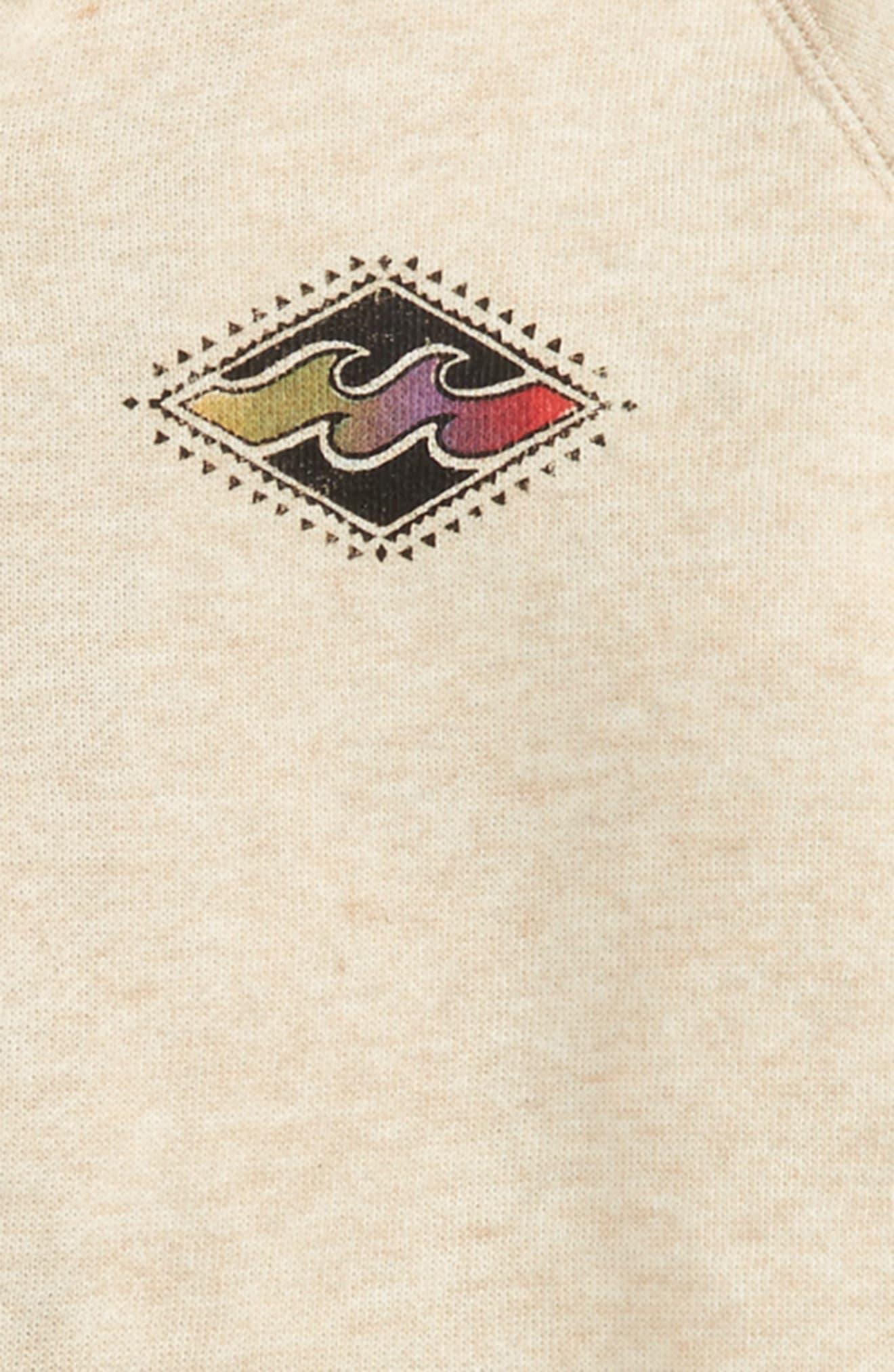 Heritage Soul Fleece Lined Hoodie,                             Alternate thumbnail 2, color,                             100