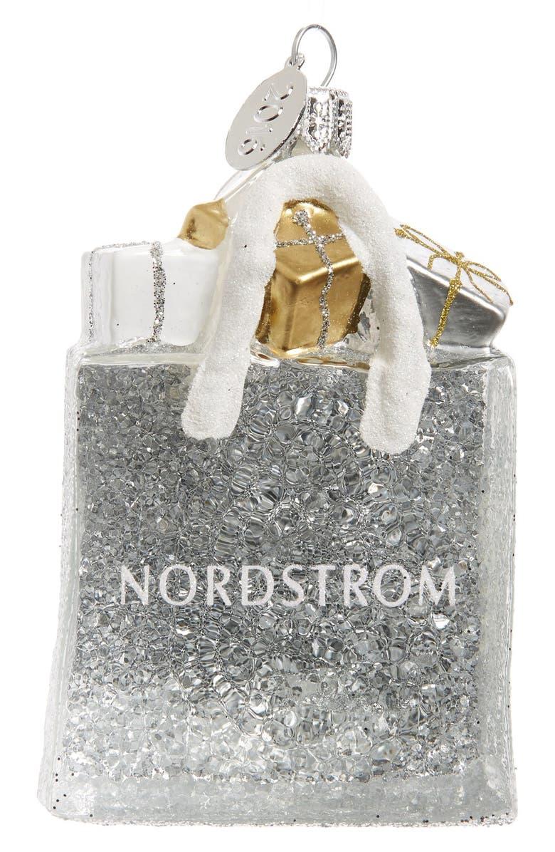 Nordstrom Shopping Bag 2016 Ornament