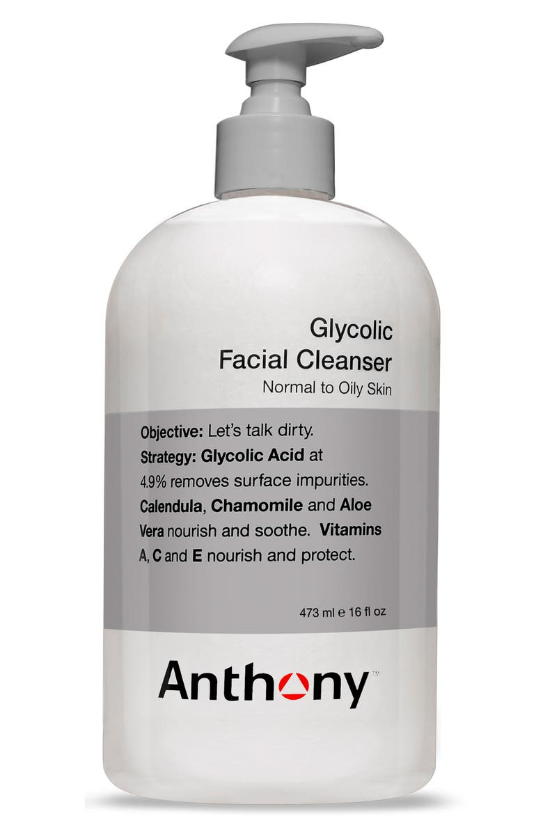 Anthony™ Glycolic Facial Cleanser | Nordstrom