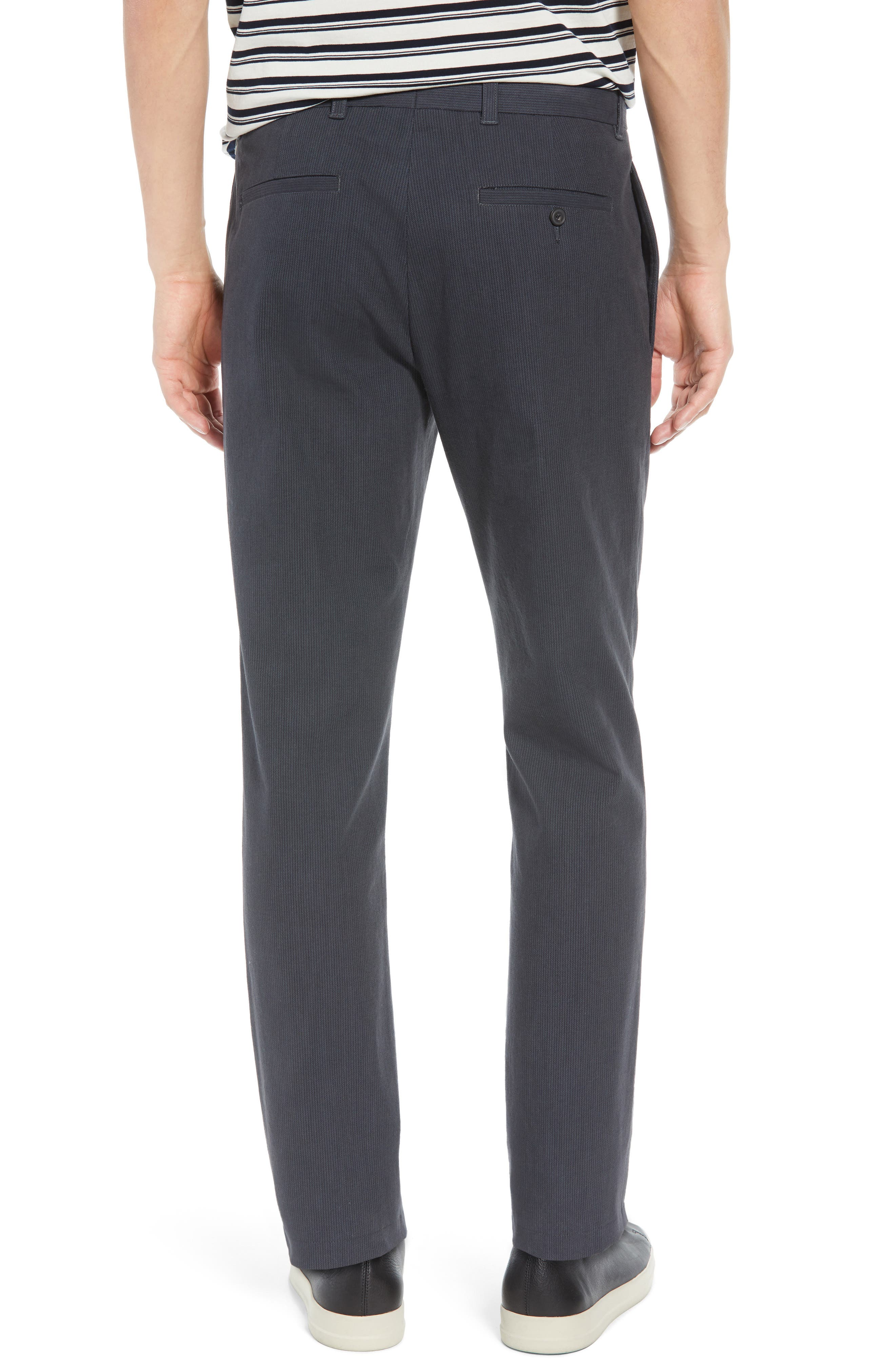 Griffith Slim Fit Chinos,                             Alternate thumbnail 2, color,                             SLATE