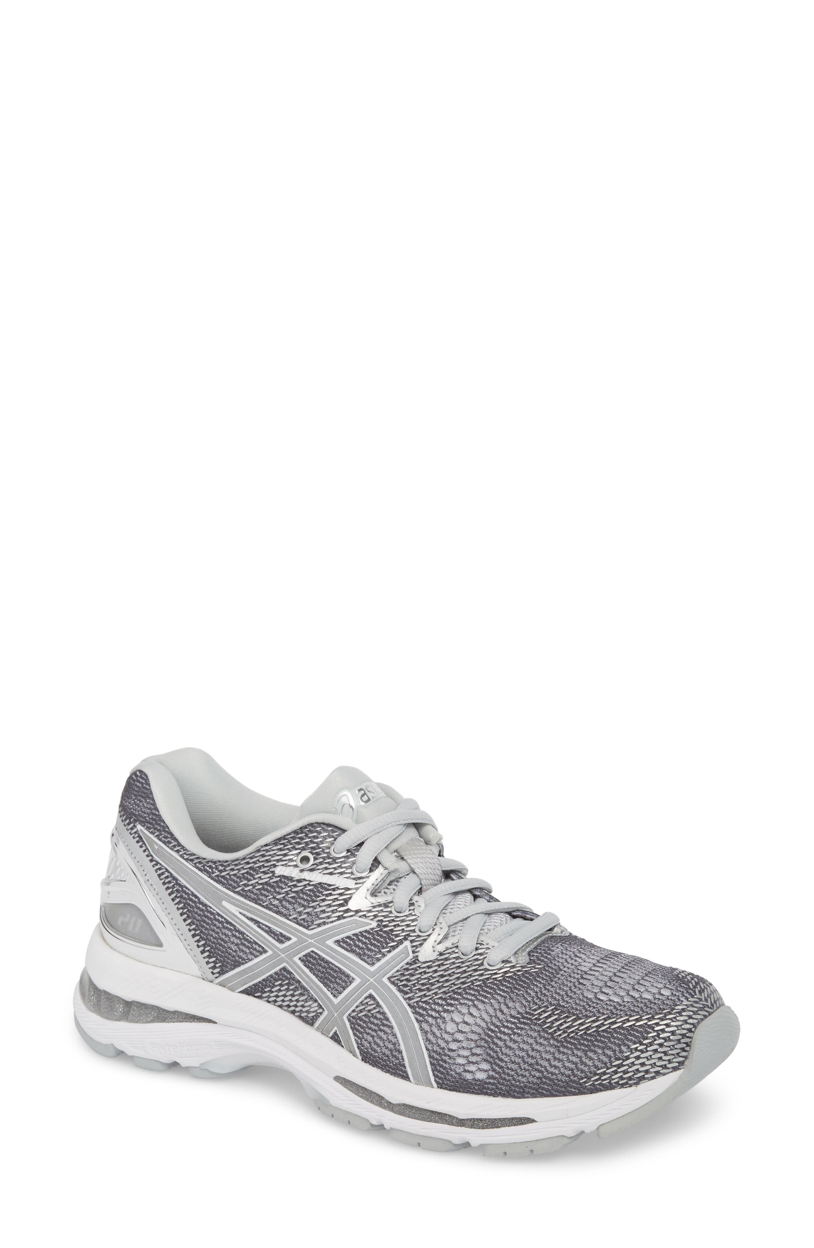 GEL-Nimbus 20 Platinum Running Shoe,                         Main,                         color, 097
