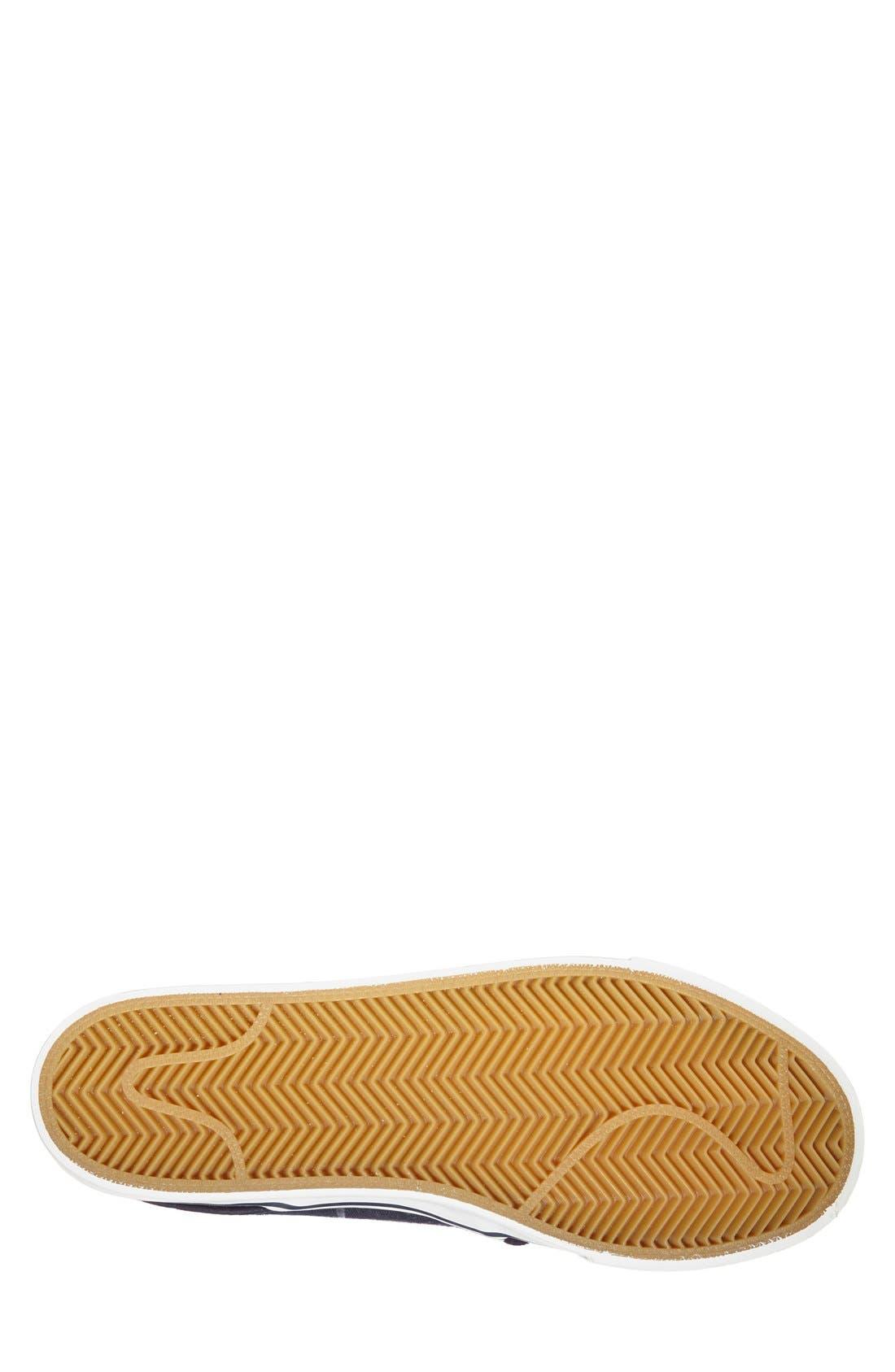 Zoom - Stefan Janoski SB Canvas Skate Shoe,                             Alternate thumbnail 163, color,