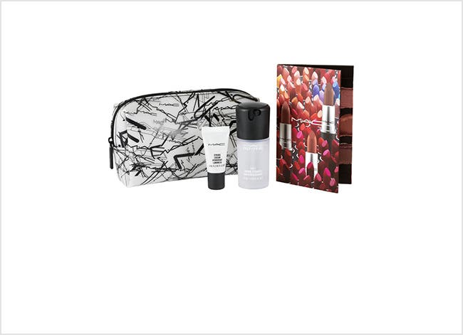 MAC Cosmetics beauty gift with purchase.