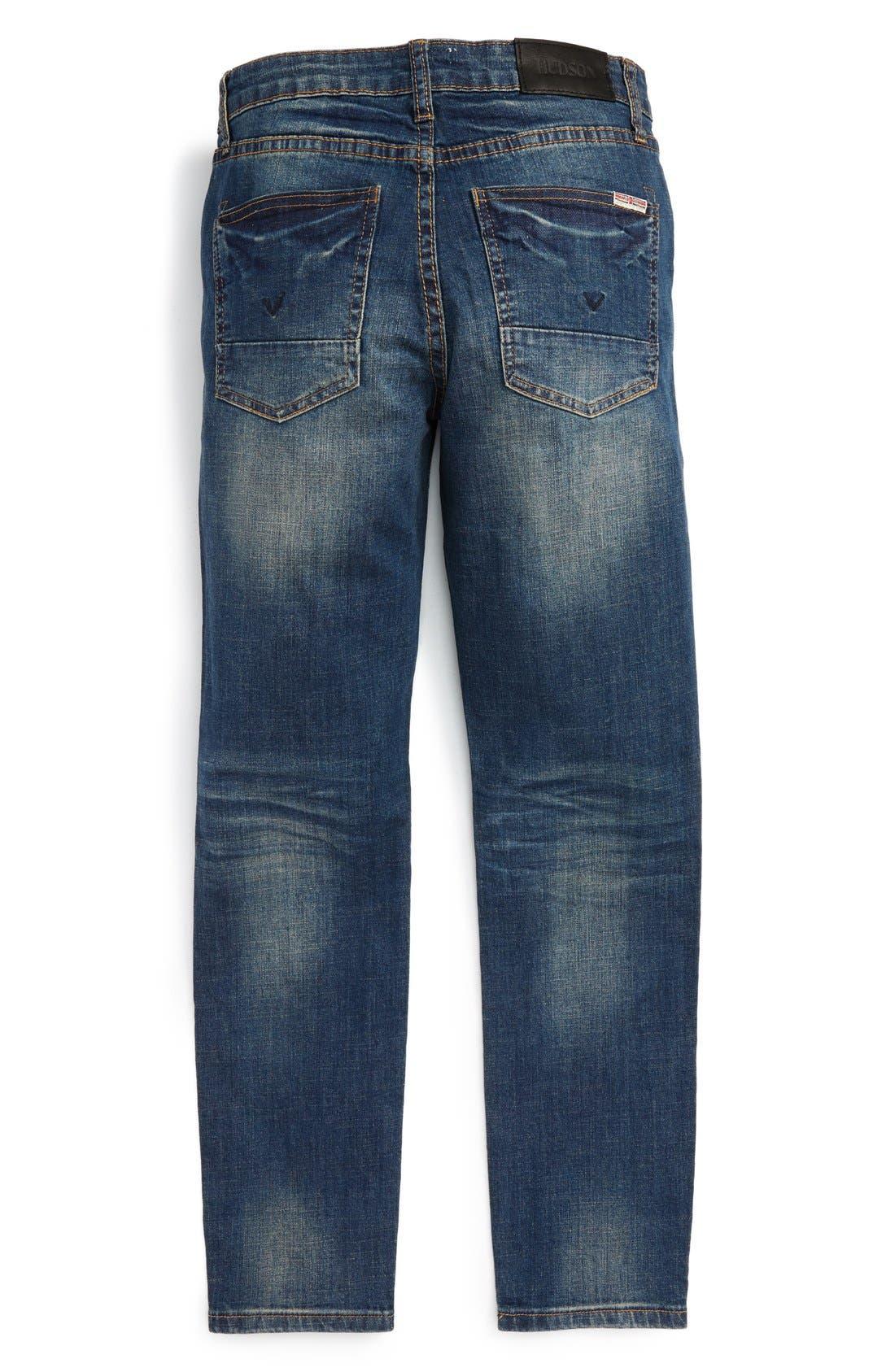 Jagger Slim Fit Straight Leg Jeans,                             Alternate thumbnail 10, color,