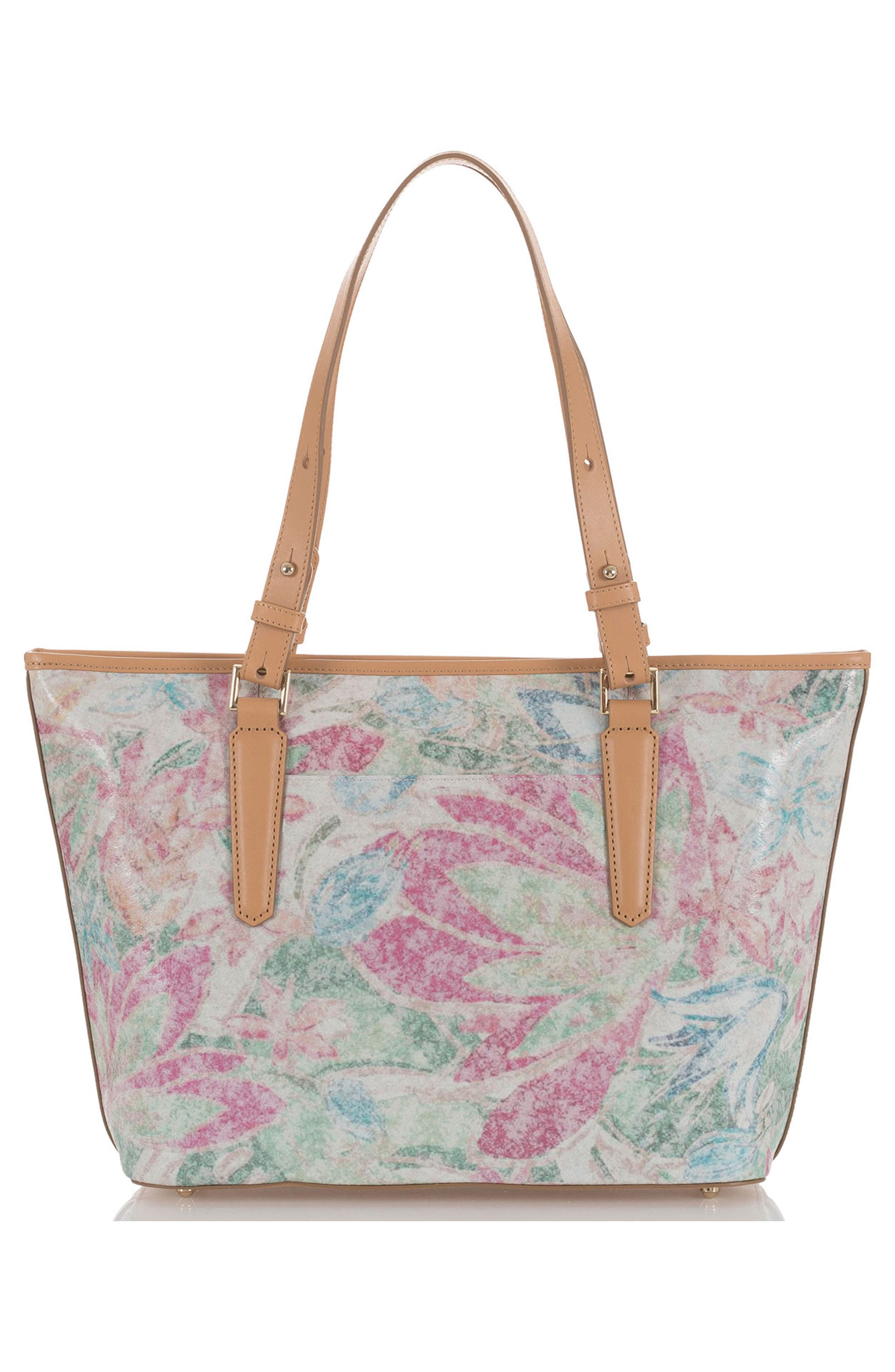 Floral Medium Asher Tote,                             Alternate thumbnail 2, color,                             250