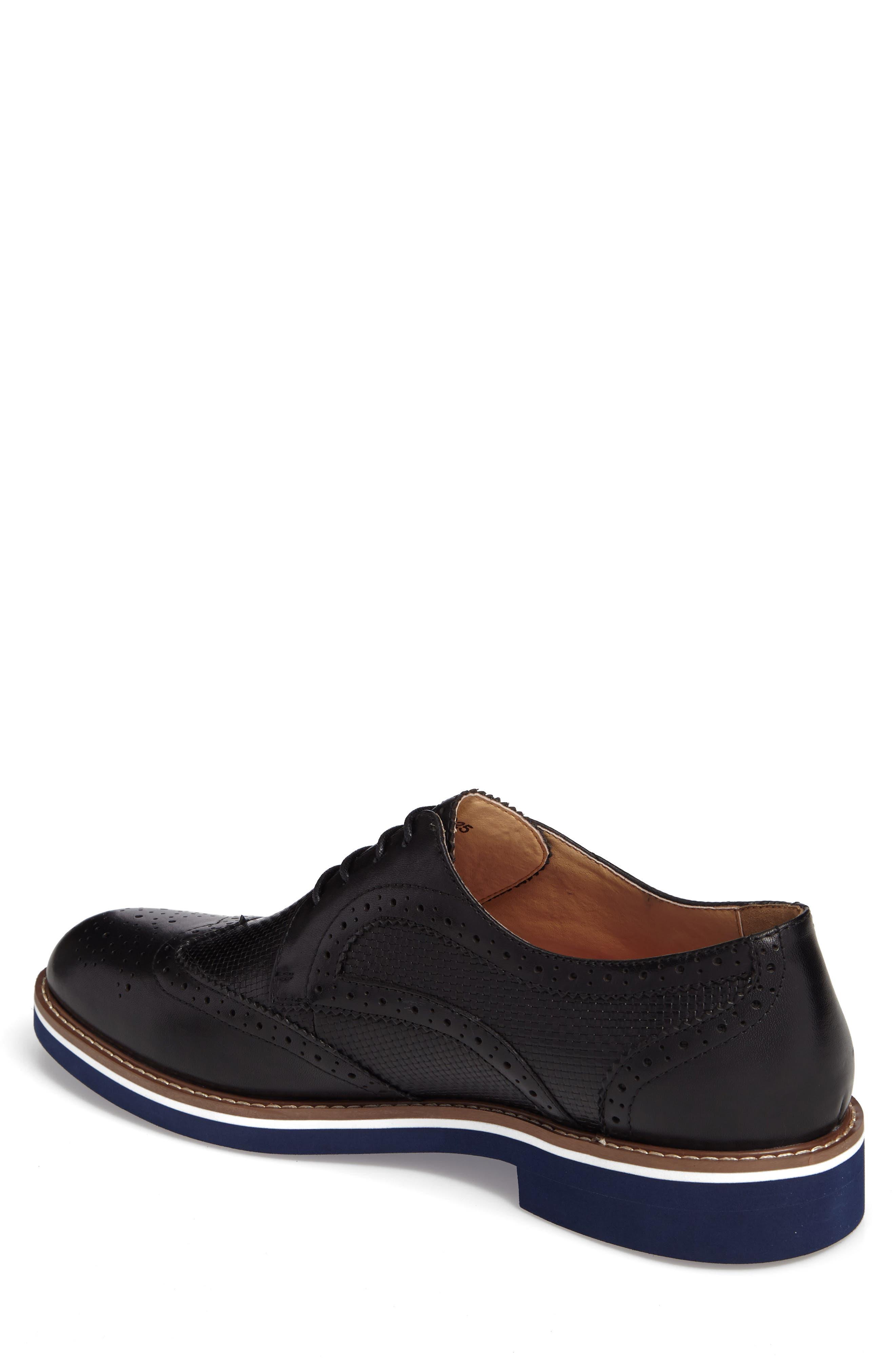 Northfields Spectator Shoe,                             Alternate thumbnail 2, color,                             001