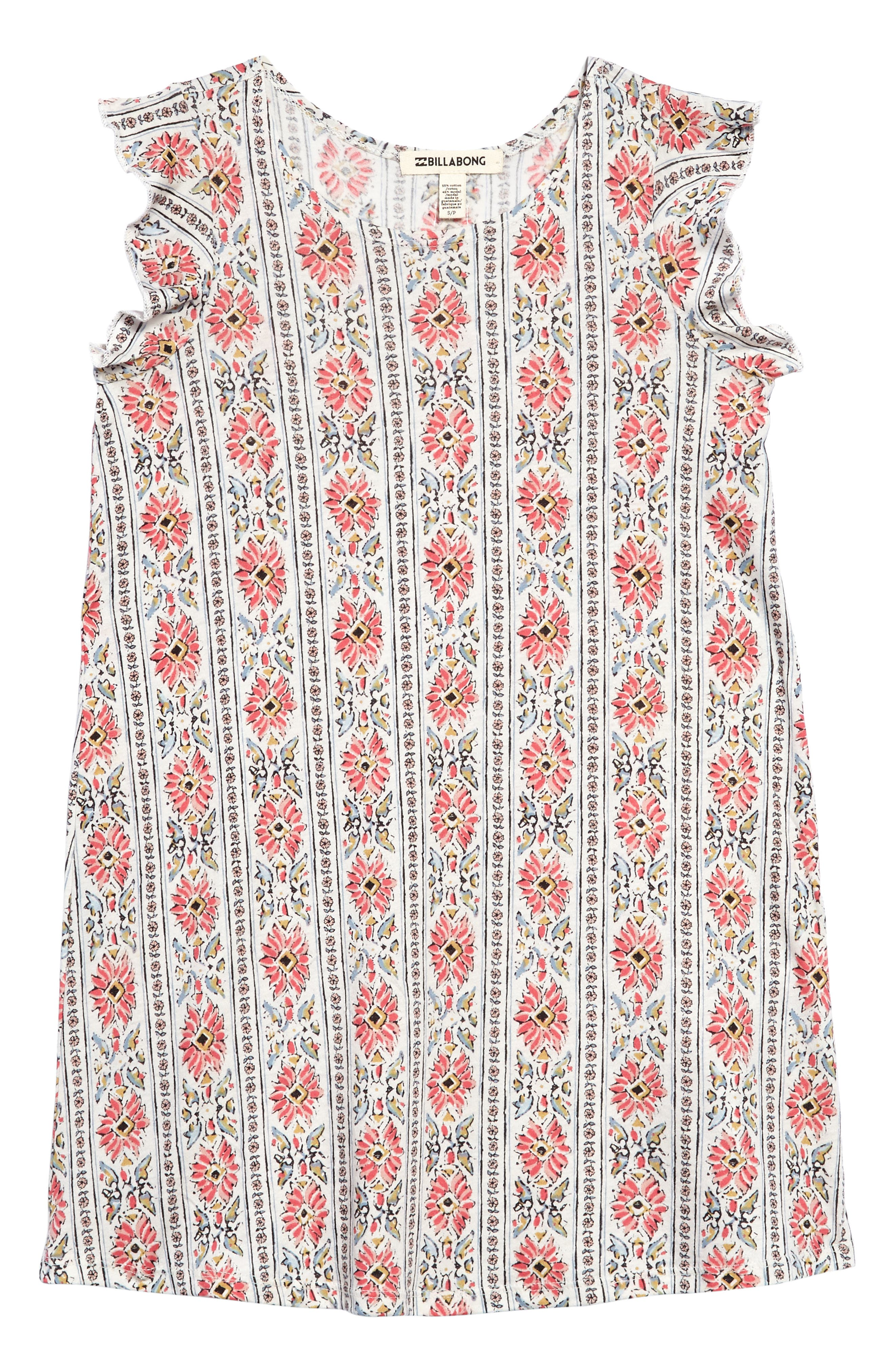 Sunstruck Print Dress,                             Main thumbnail 1, color,                             653