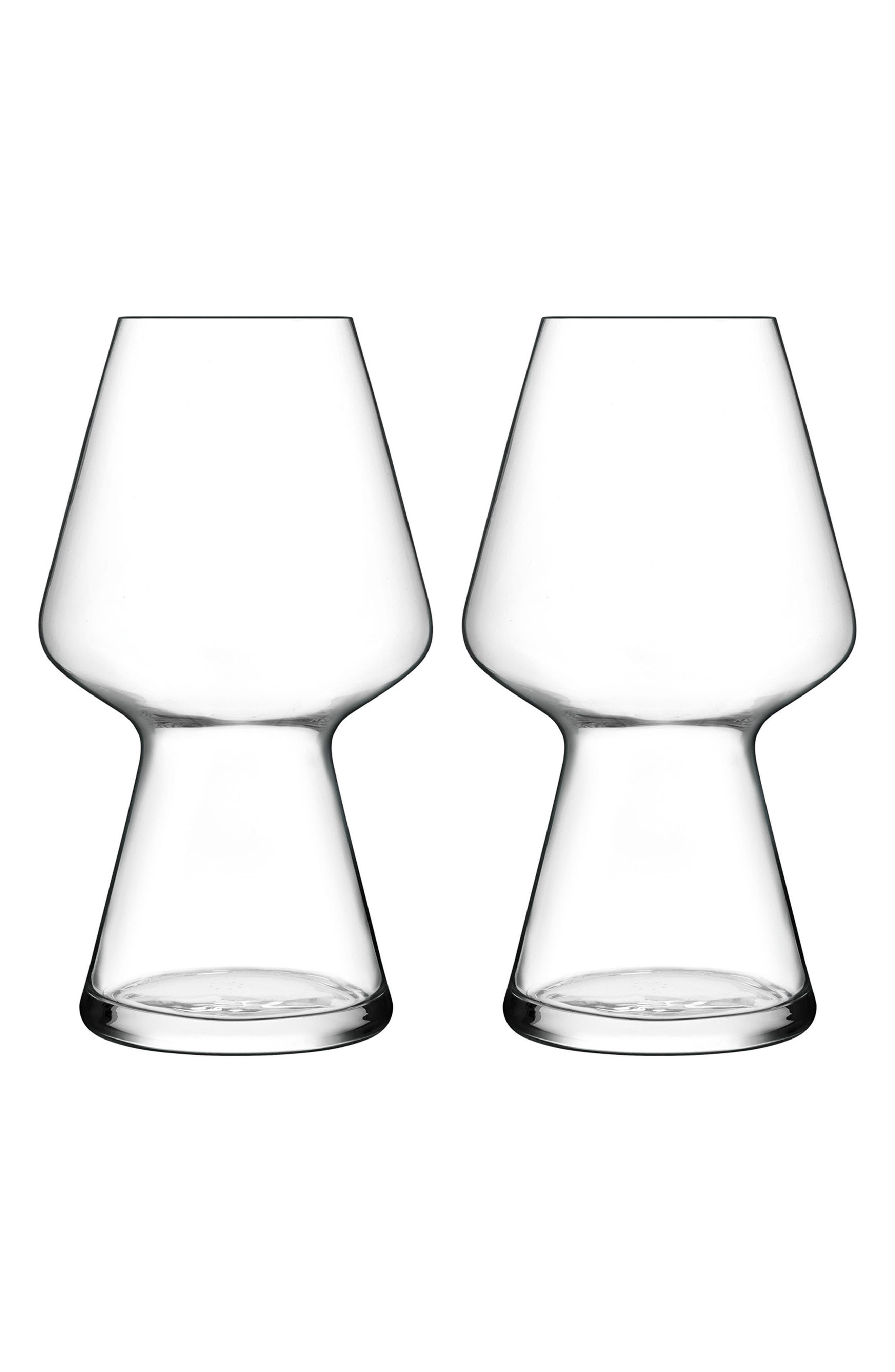 Birrateque Set of 2 Seasonal Beer Glasses,                             Main thumbnail 1, color,                             100