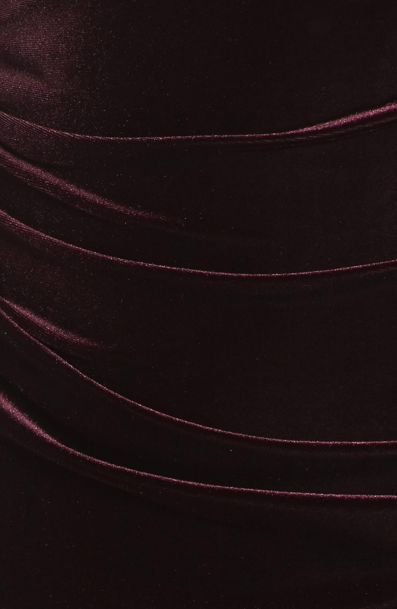 Velvet Gown,                             Alternate thumbnail 21, color,