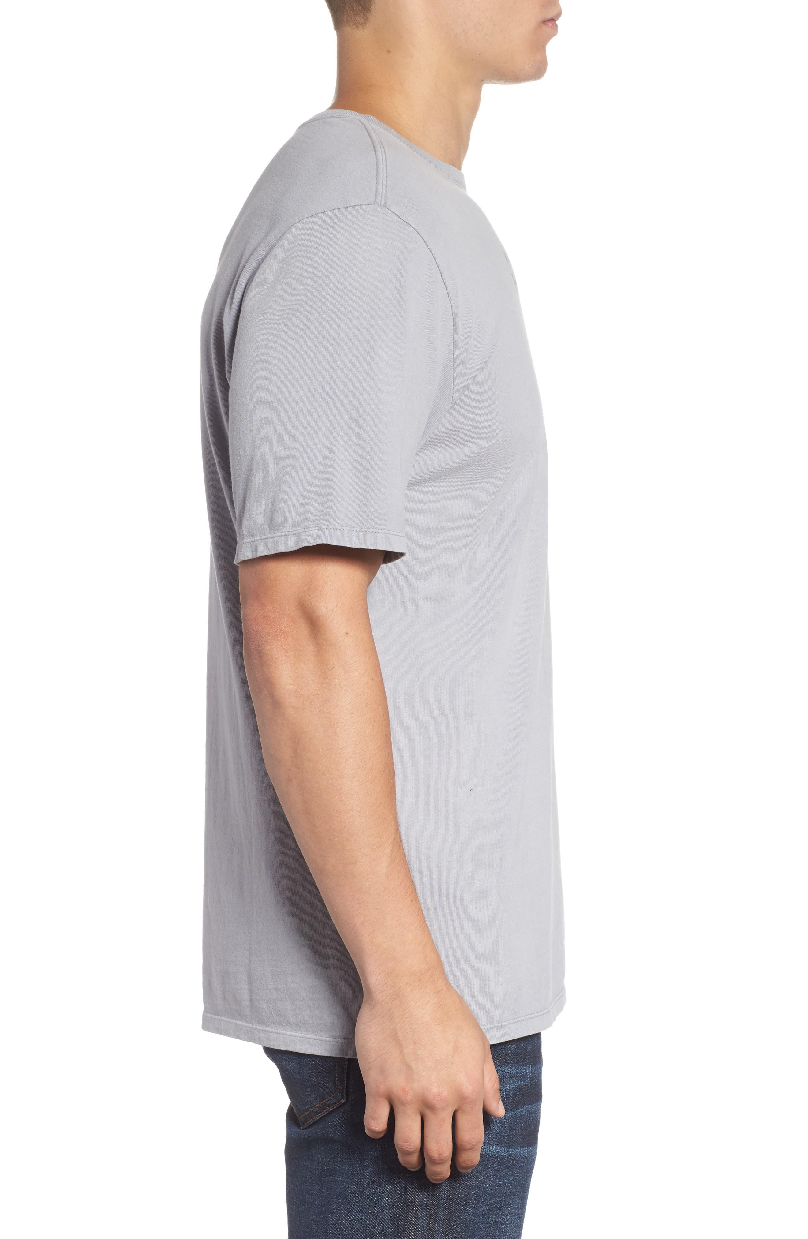 Sundown Summer Graphic T-Shirt,                             Alternate thumbnail 3, color,                             020