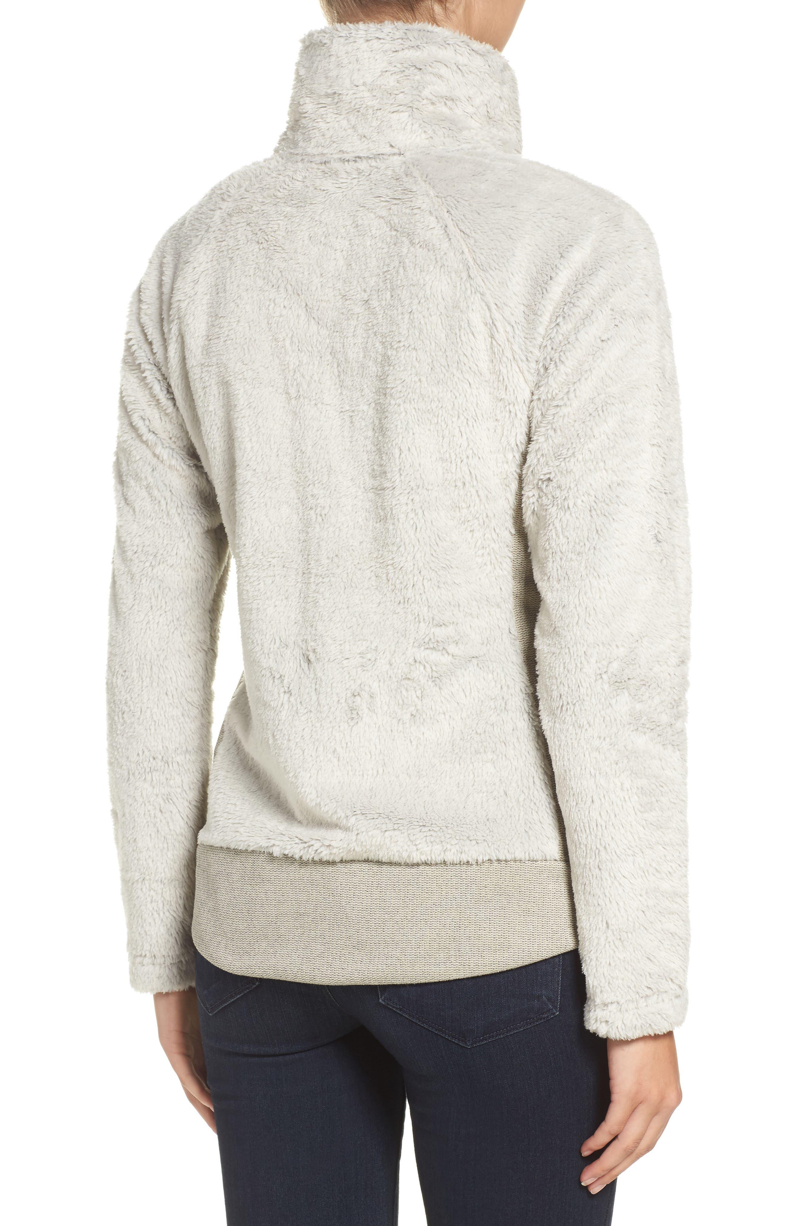 Furry Fleece Jacket,                             Alternate thumbnail 15, color,