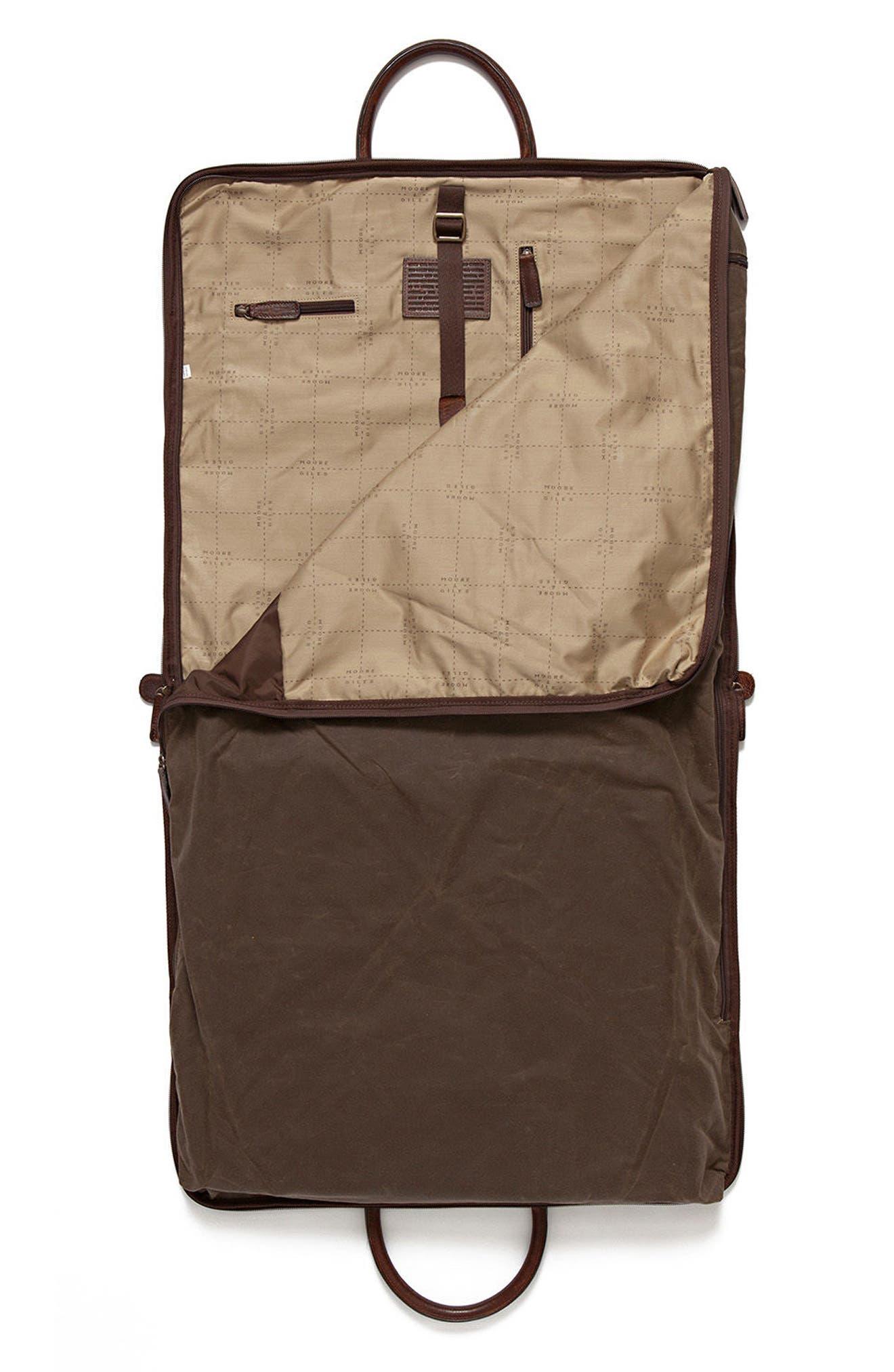 Gravely Garment Bag,                             Alternate thumbnail 2, color,                             WAXWEAR RANGERTAN