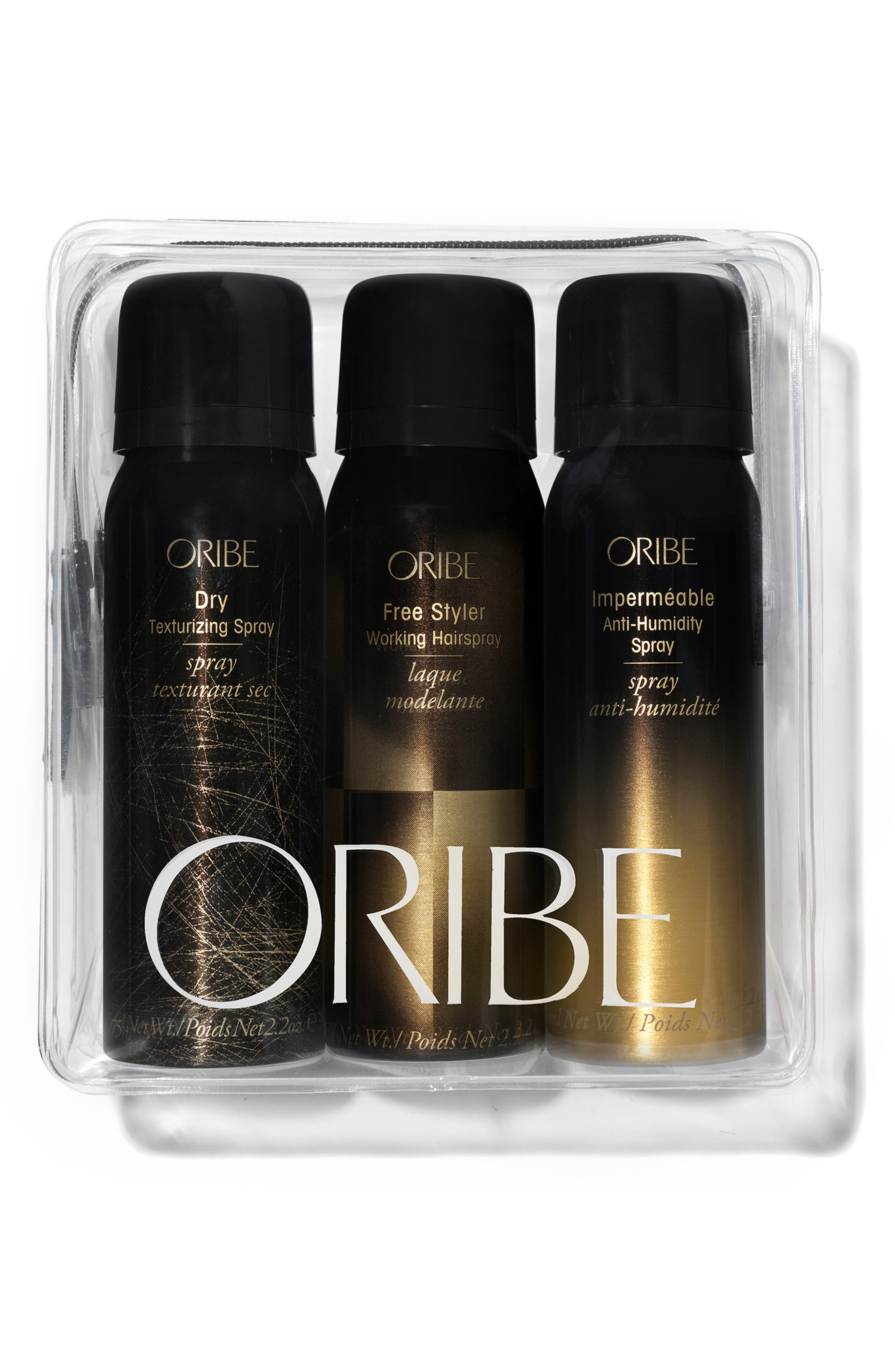 SPACE.NK.apothecary Oribe Styling Essentials Set,                             Alternate thumbnail 2, color,                             NO COLOR