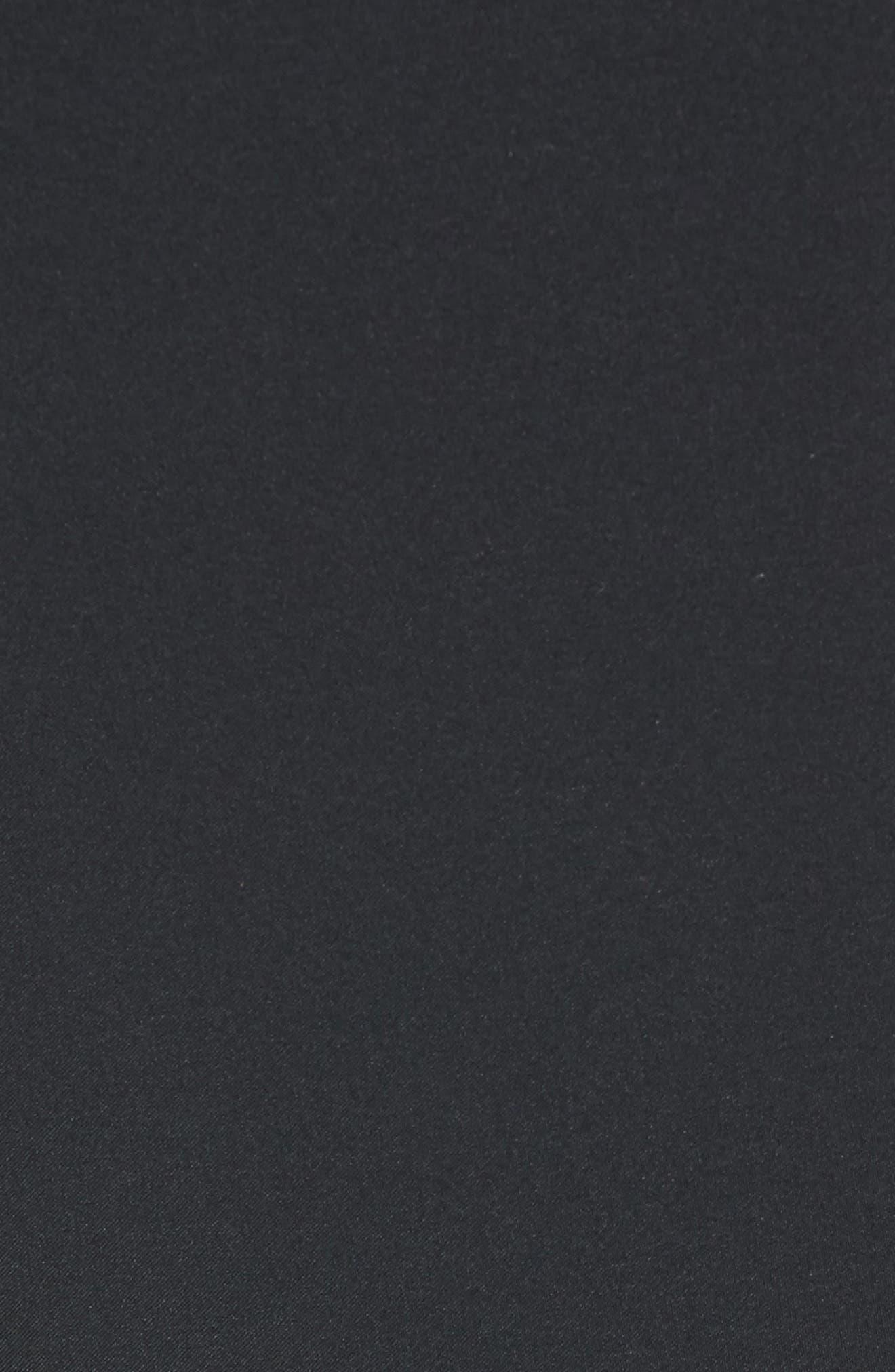 Training Flex PX Shorts,                             Alternate thumbnail 5, color,                             BLACK/ WHITE/ WHITE