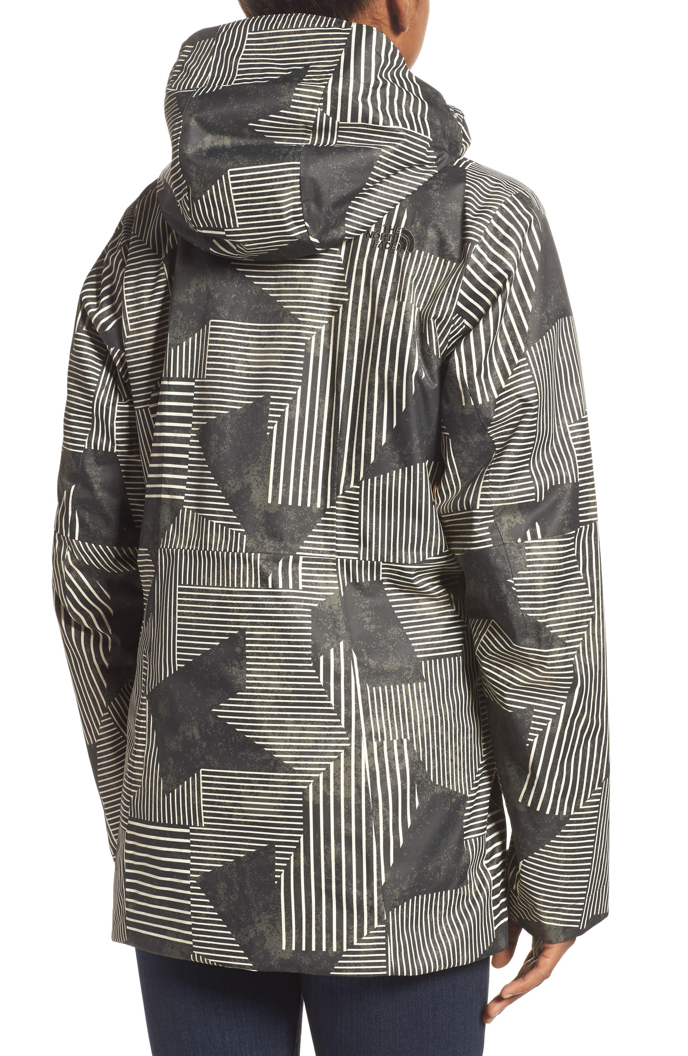 Superlu Weatherproof Hooded Ski Jacket,                             Alternate thumbnail 2, color,                             021