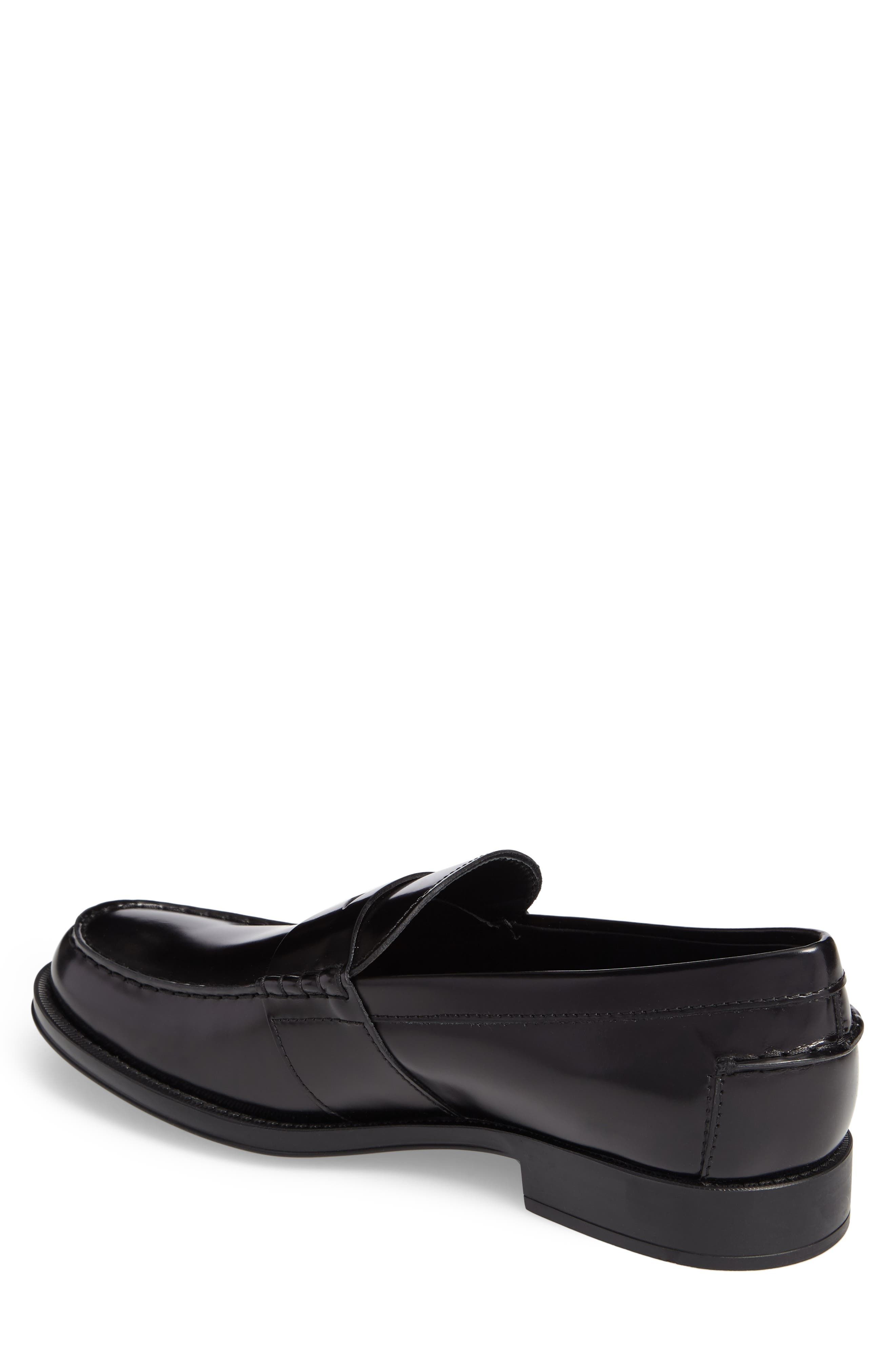 Tods Penny Loafer,                             Alternate thumbnail 2, color,                             001