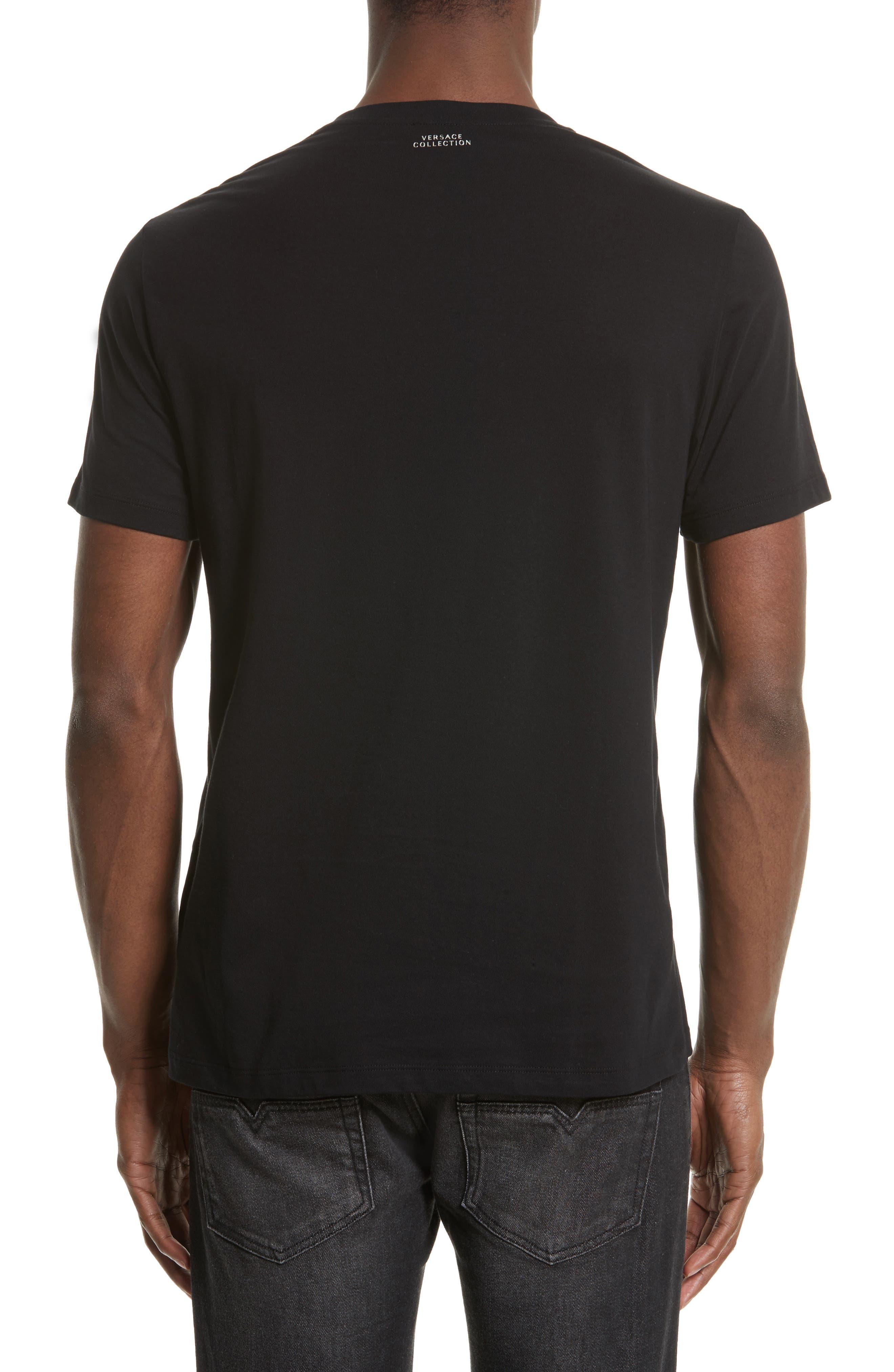 Medusa Graphic T-Shirt,                             Alternate thumbnail 2, color,                             001