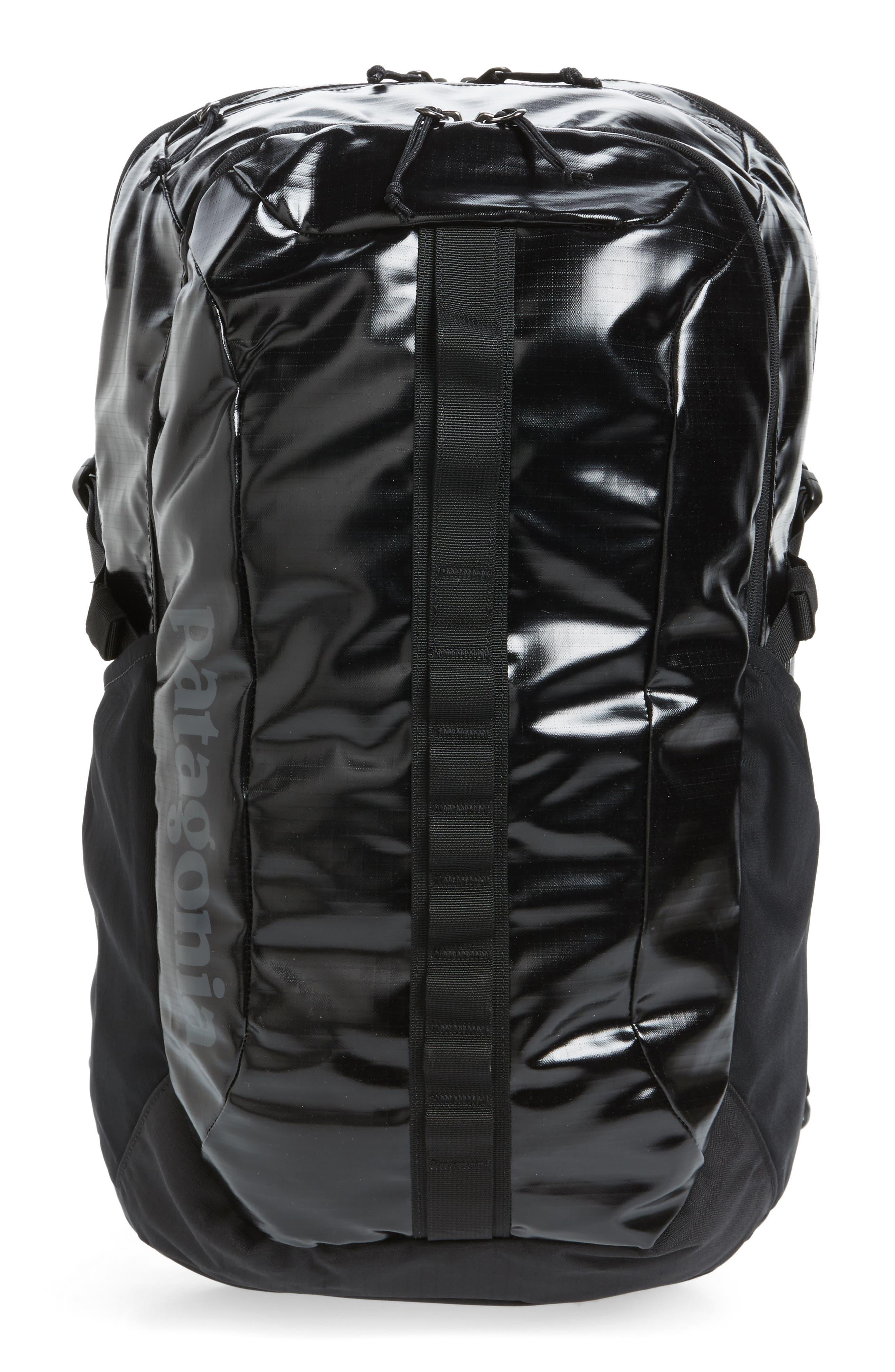 PATAGONIA,                             Black Hole 30-Liter Backpack,                             Main thumbnail 1, color,                             001