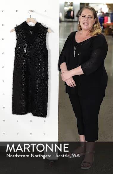 Cozy Sequin Dress, sales video thumbnail