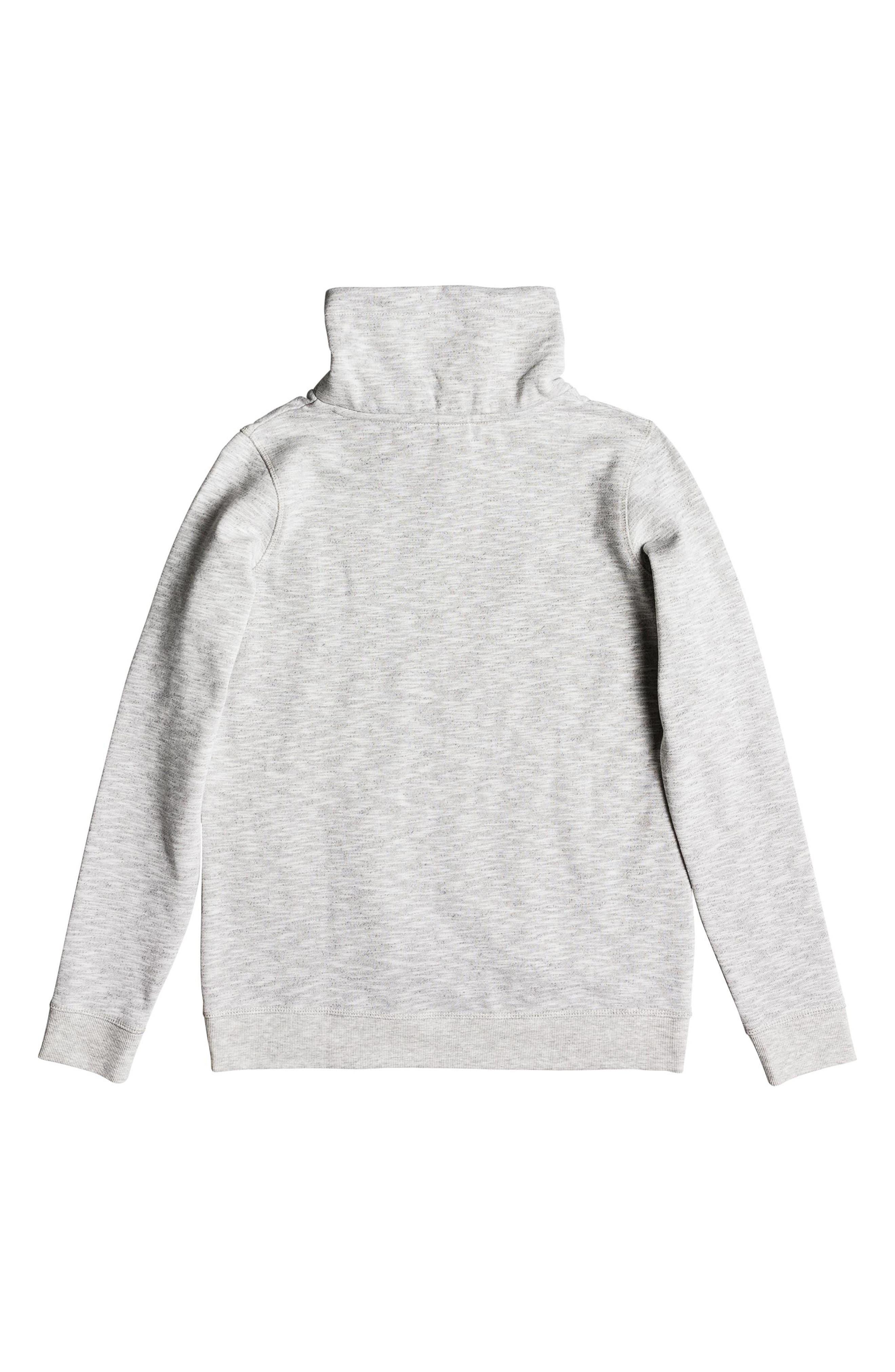 Seasons Change Sweatshirt,                             Alternate thumbnail 5, color,                             HERITAGE HEATHER