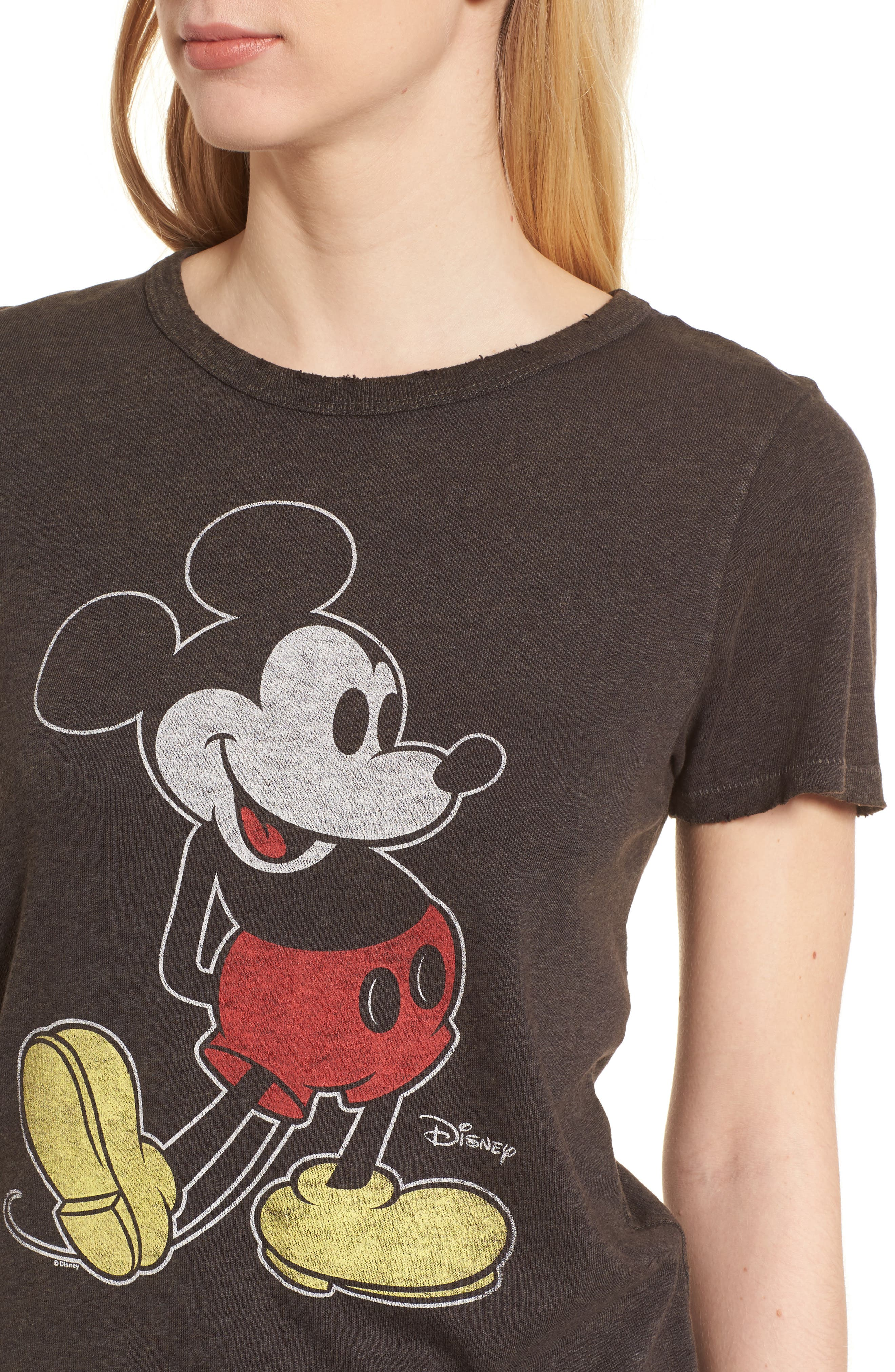 Disney<sup>®</sup> Mickey Mouse - Japan Tee,                             Alternate thumbnail 4, color,                             004