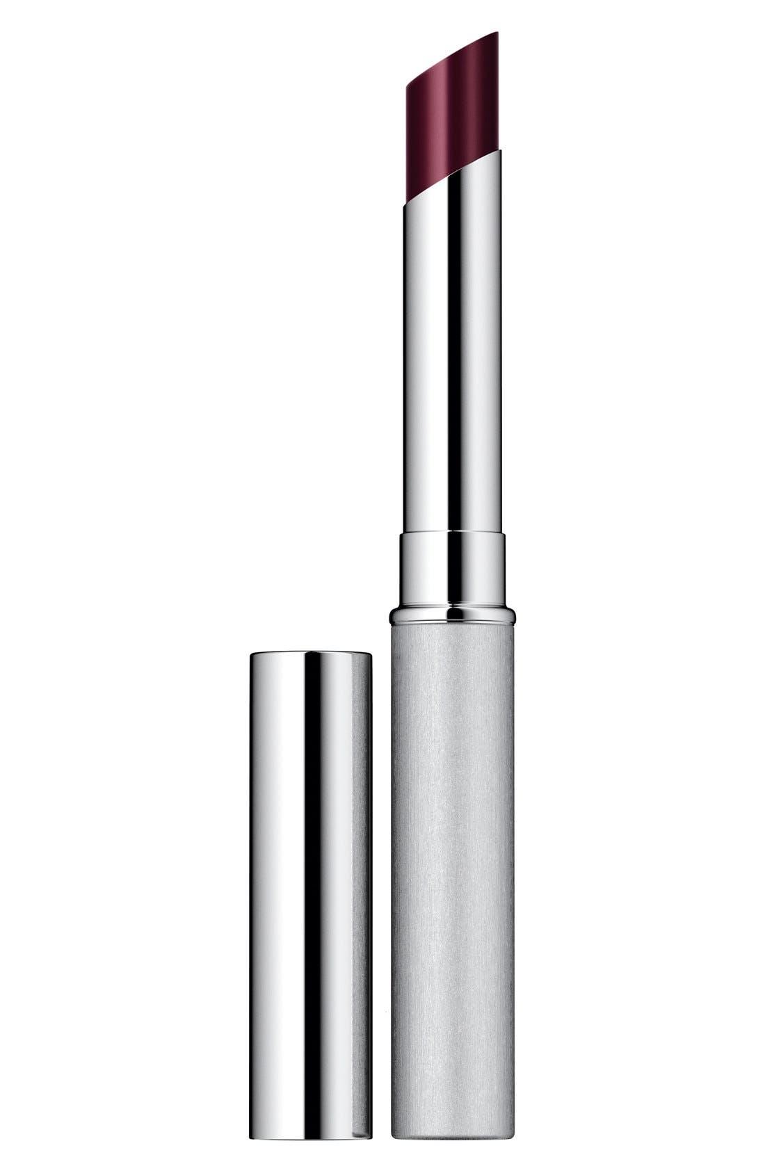 CLINIQUE,                             Almost Lipstick,                             Main thumbnail 1, color,                             BLACK HONEY