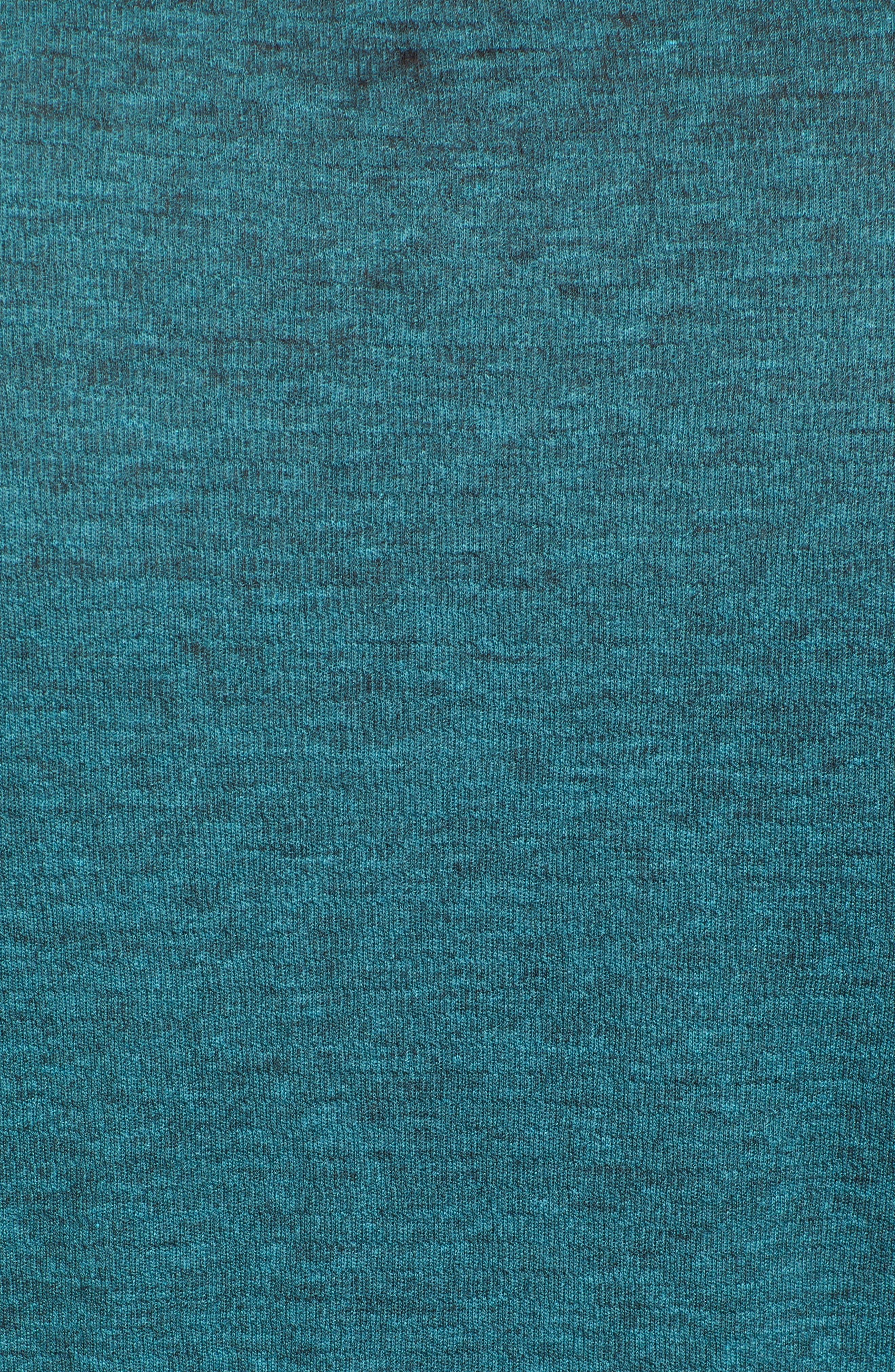 Notch Neck Thermal T-Shirt,                             Alternate thumbnail 34, color,