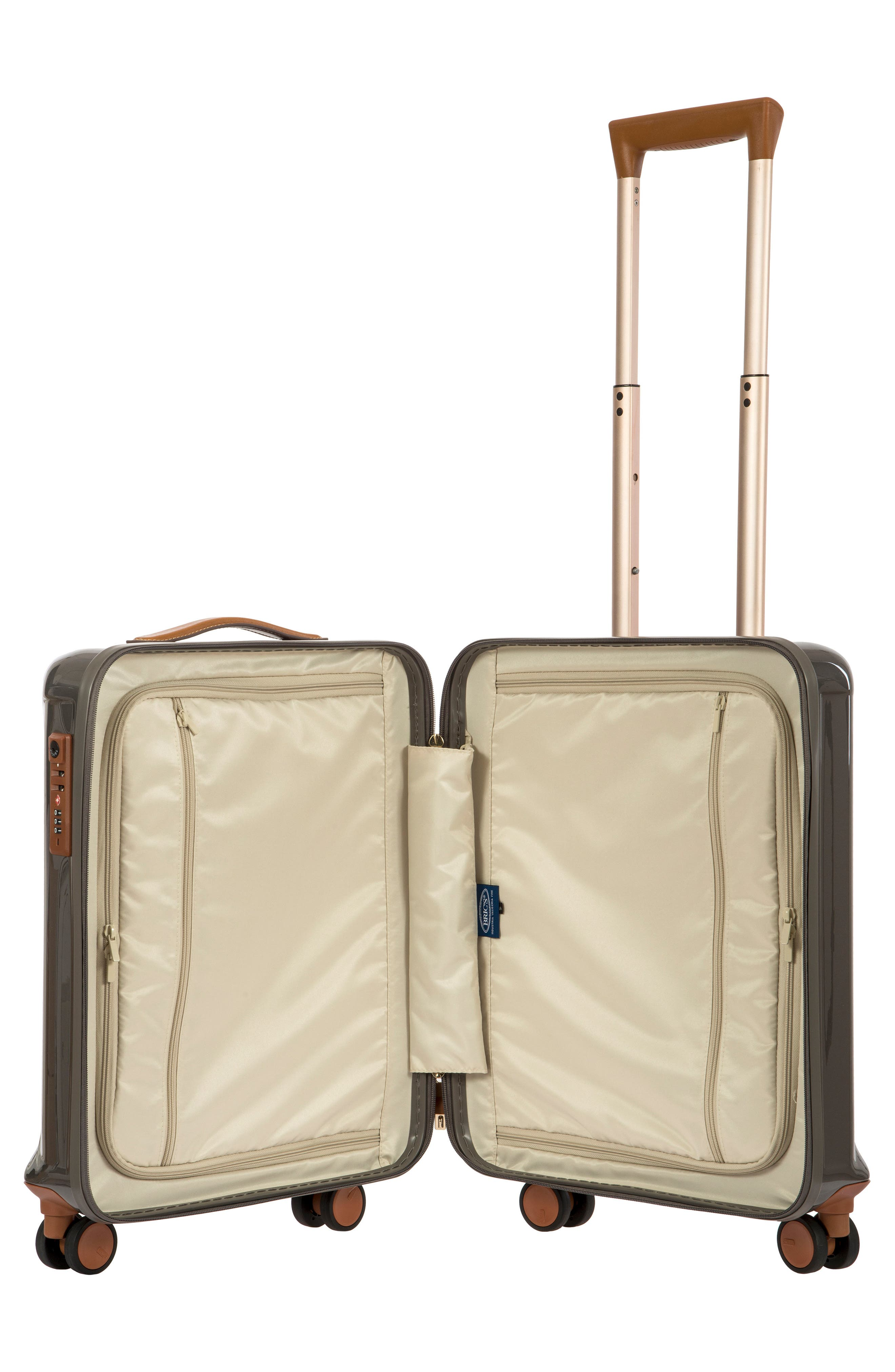 Capri 21-Inch Rolling Carry-On,                             Alternate thumbnail 8, color,                             020