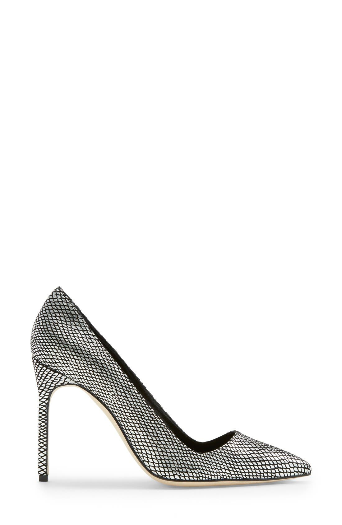 BB Pointy Toe Pump,                             Alternate thumbnail 17, color,