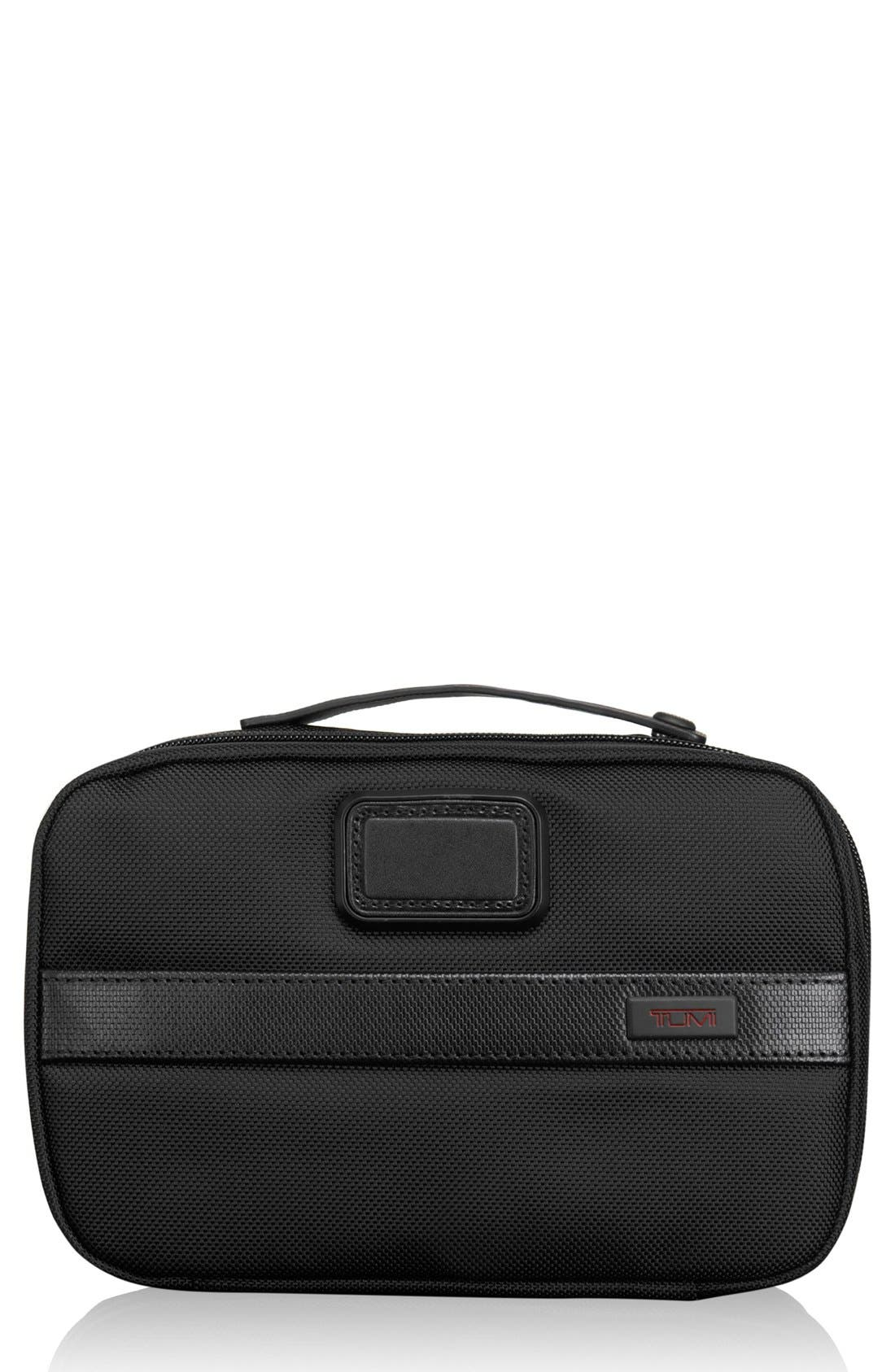 Alpha 2 Split Travel Kit,                         Main,                         color, BLACK
