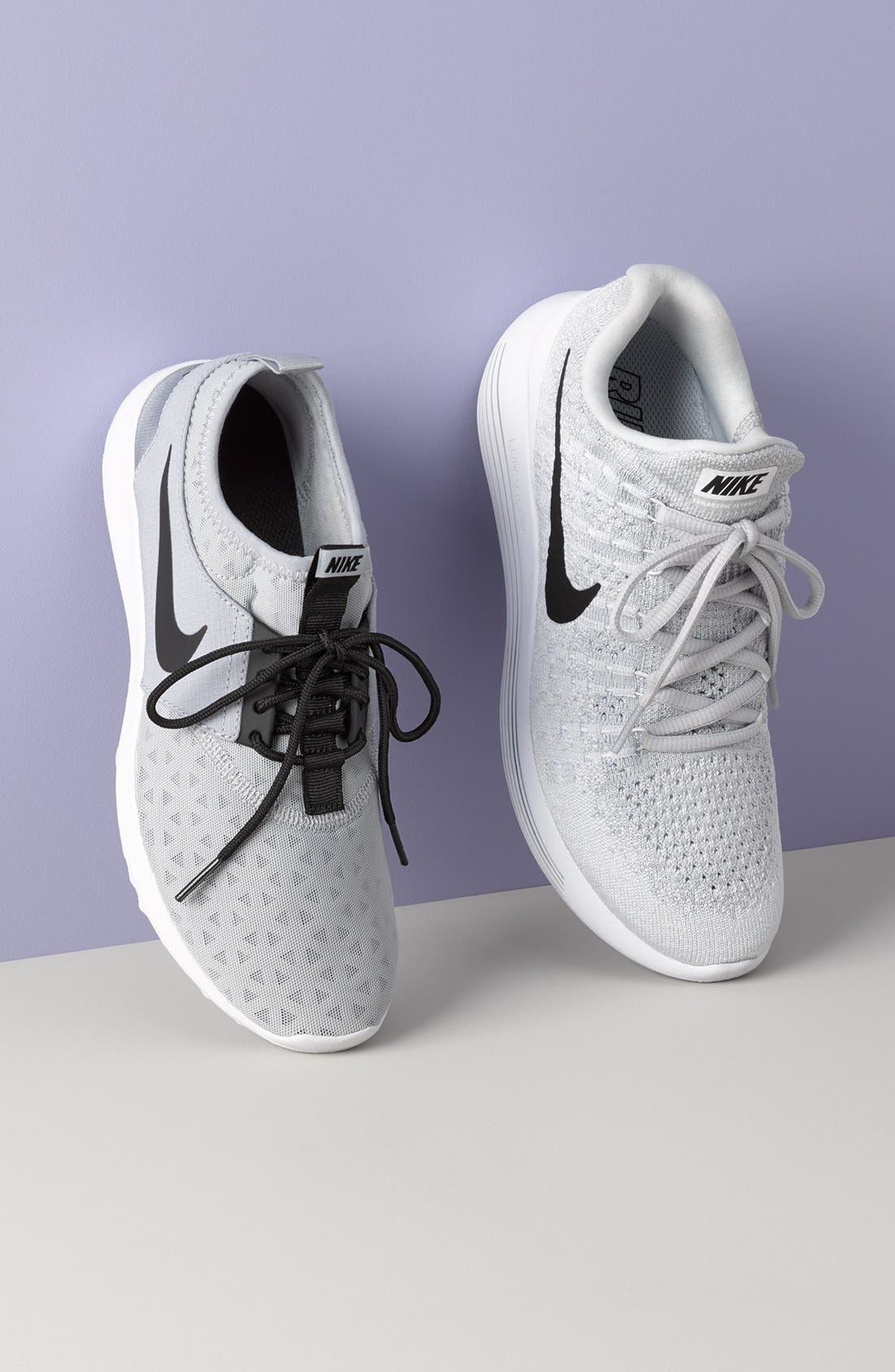 LunarEpic Low Flyknit 2 Running Shoe,                             Main thumbnail 1, color,                             014