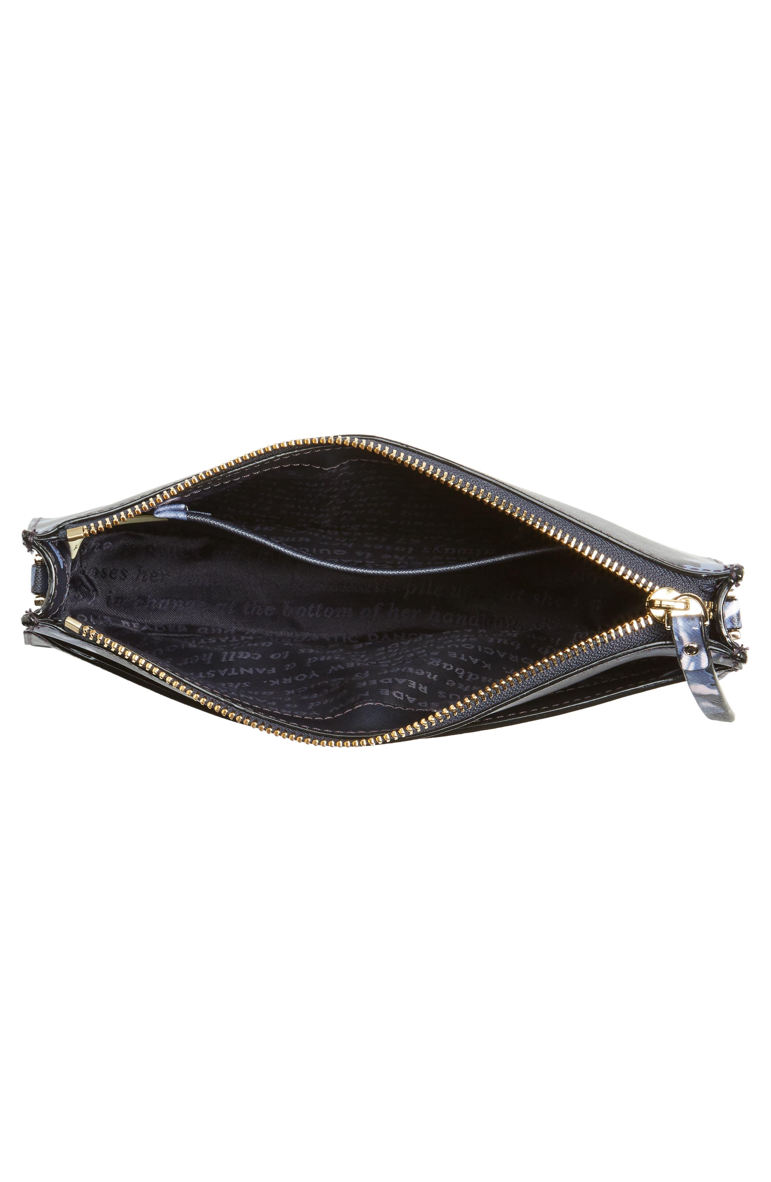 cameron street clarise leather shoulder bag,                             Alternate thumbnail 4, color,                             458