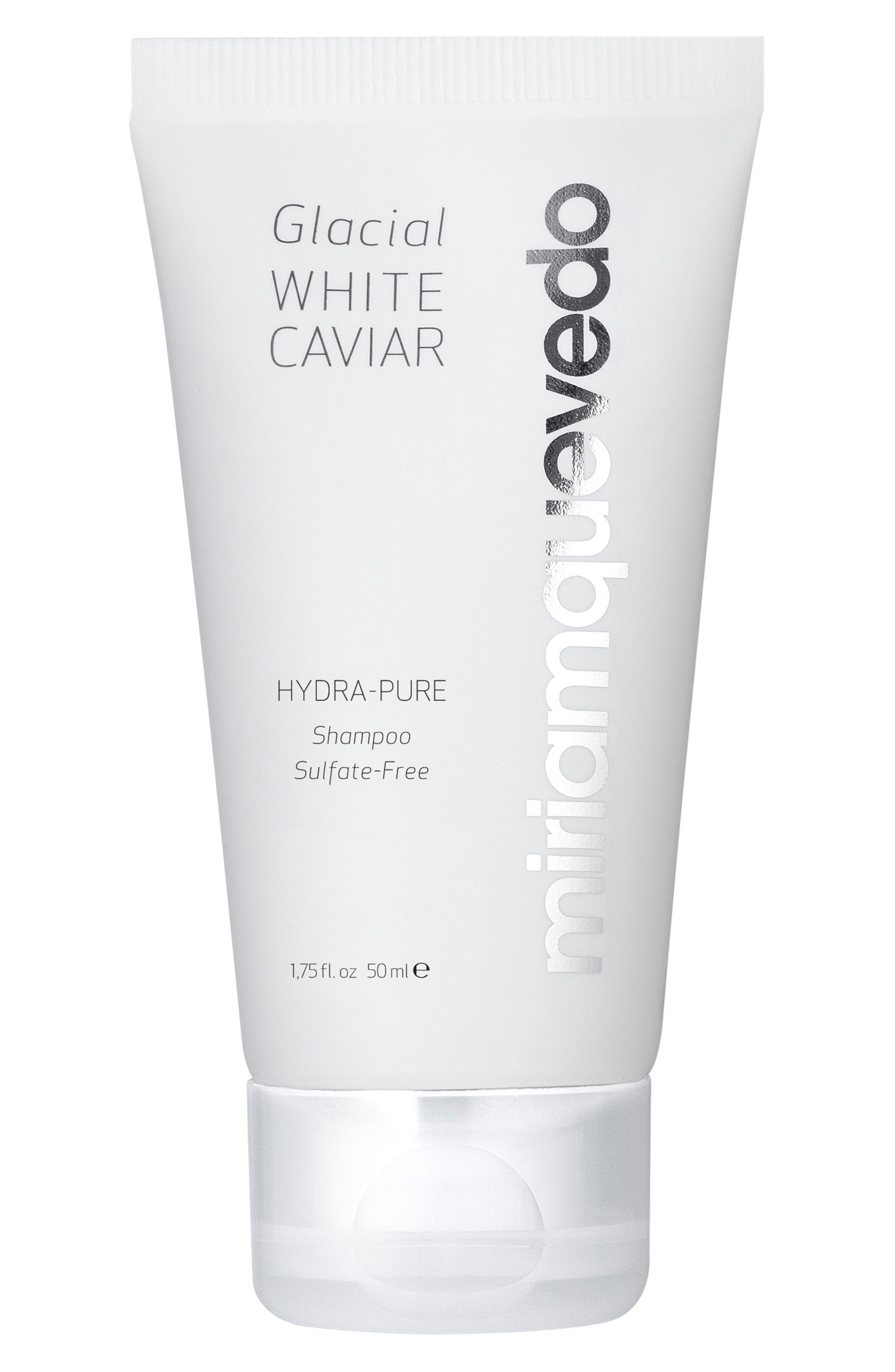SPACE.NK.apothecary Miriam Quevedo Glacial White Caviar Hydra-Pure Shampoo,                             Alternate thumbnail 3, color,                             NO COLOR