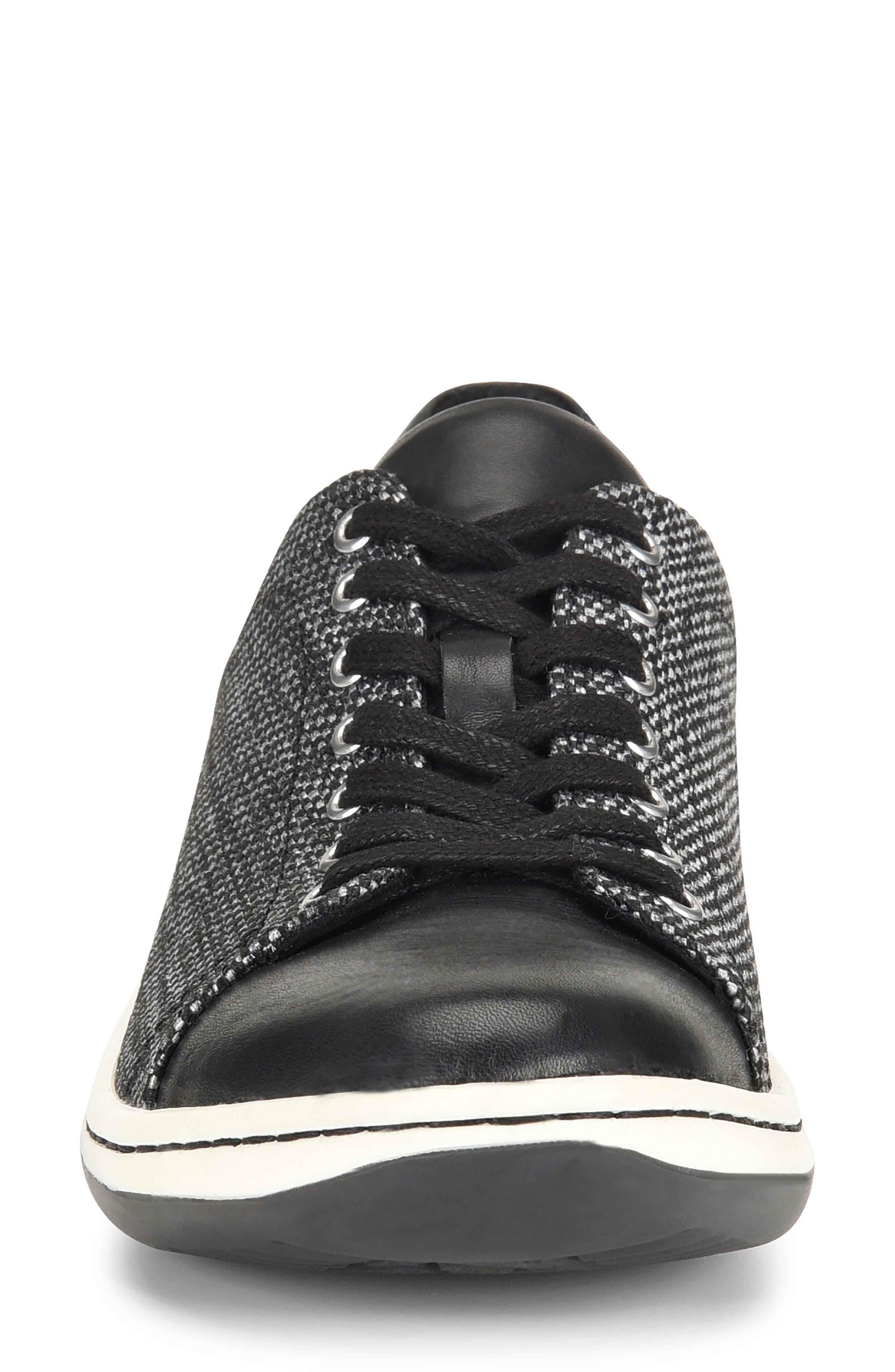Bengta Sneaker,                             Alternate thumbnail 4, color,                             001