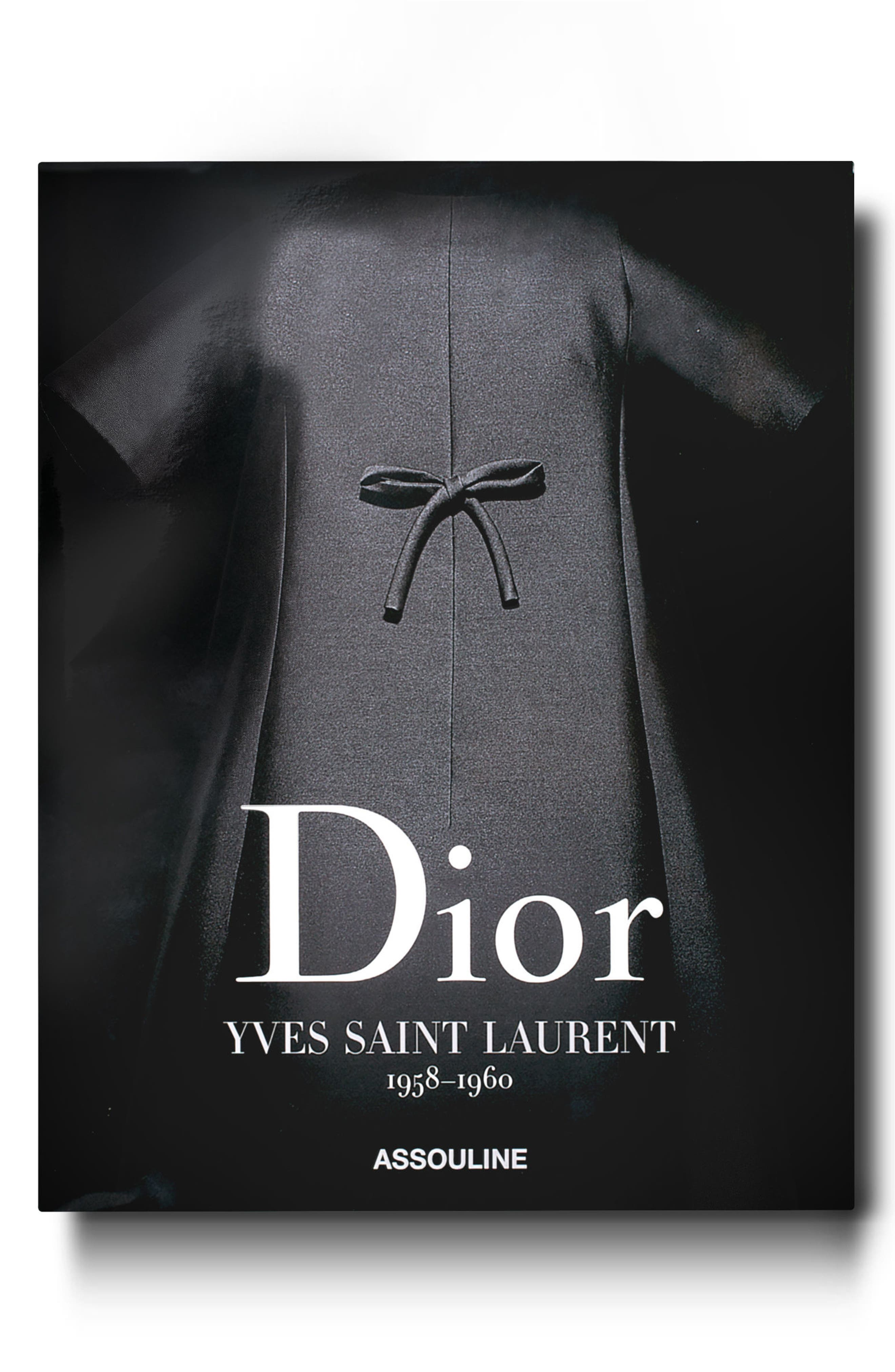 'Dior by Yves Saint Laurent' Book,                             Main thumbnail 1, color,                             GREY