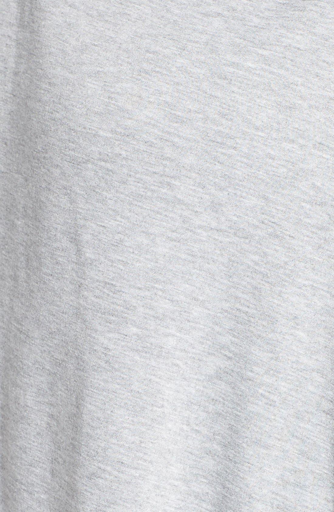 One-Button Fleece Cardigan,                             Alternate thumbnail 222, color,