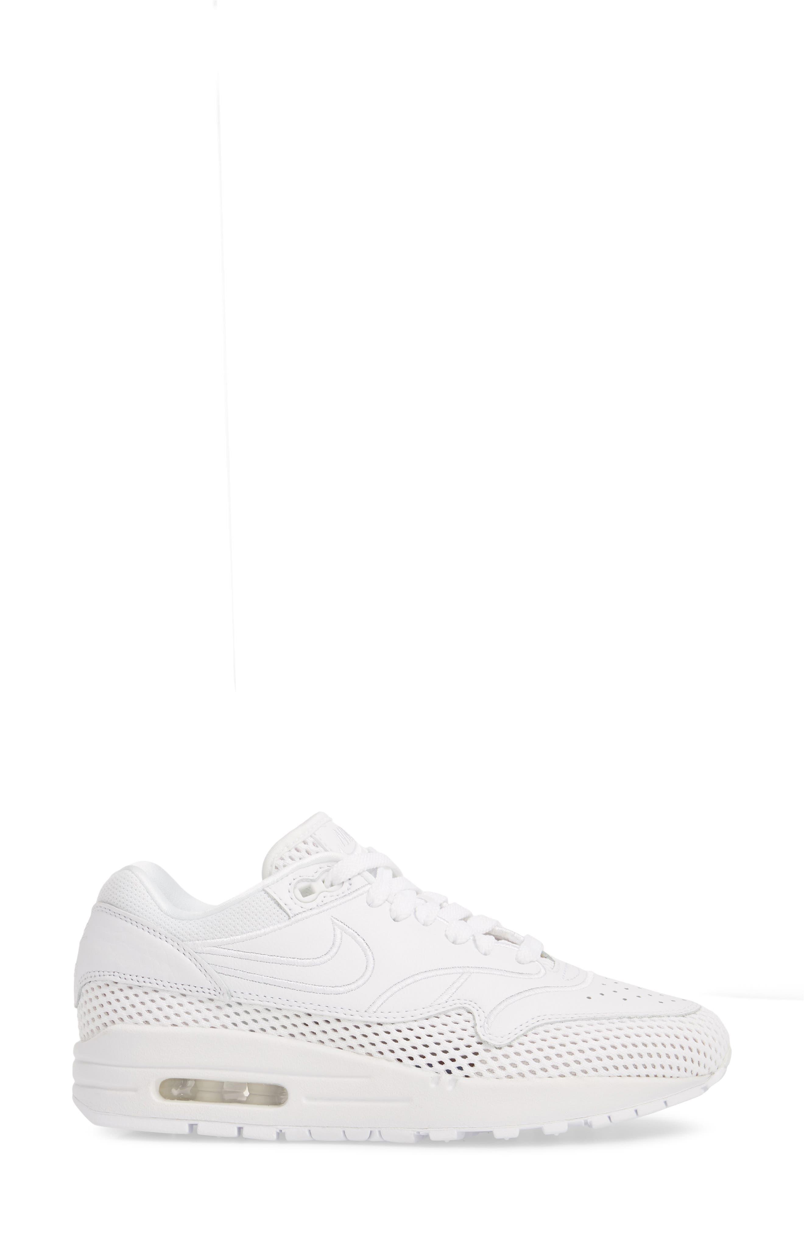 Air Max 1 SI Sneaker,                             Alternate thumbnail 3, color,                             100