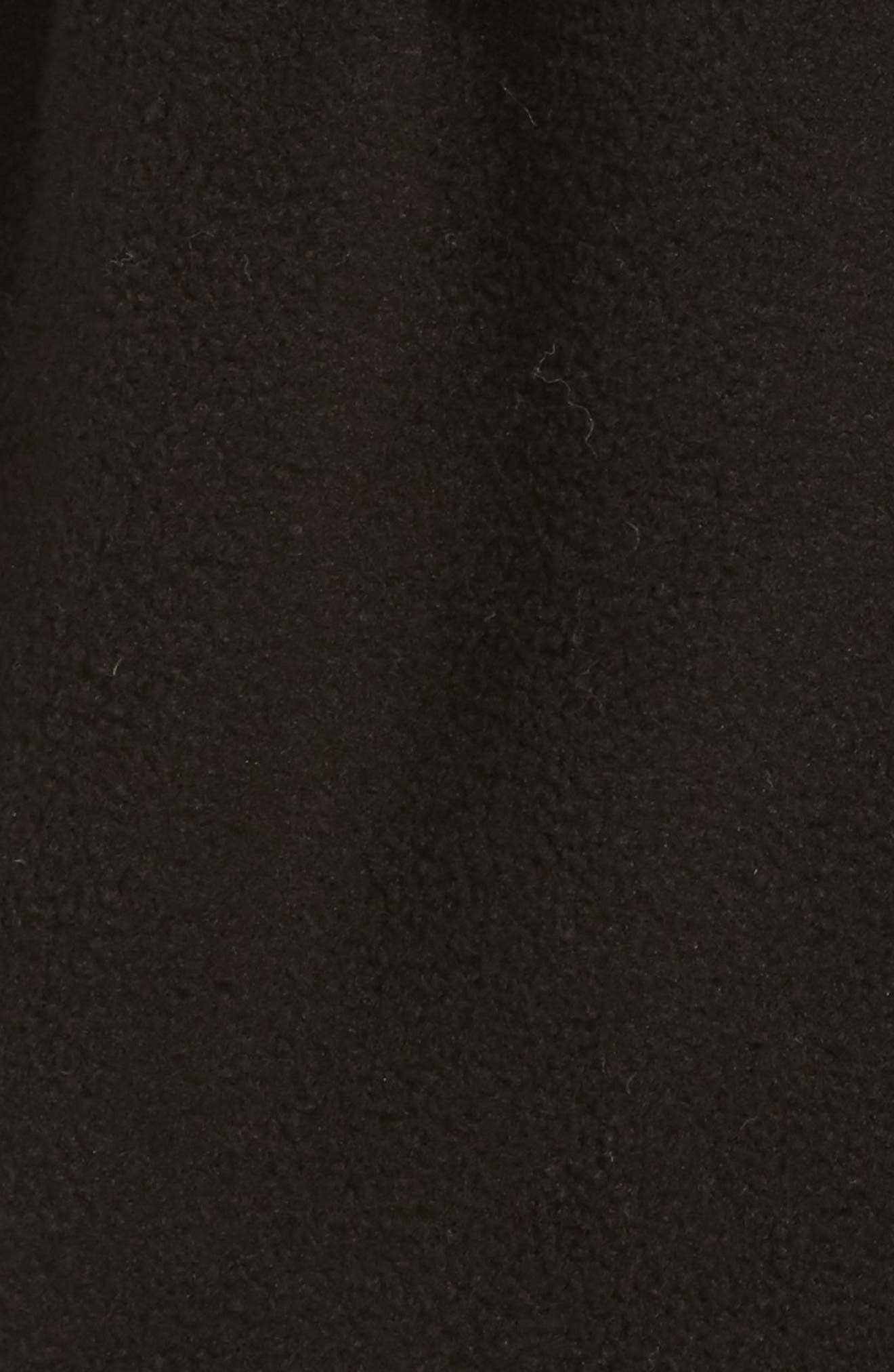 Knit Collar Fleece Boot Socks,                             Alternate thumbnail 2, color,                             002