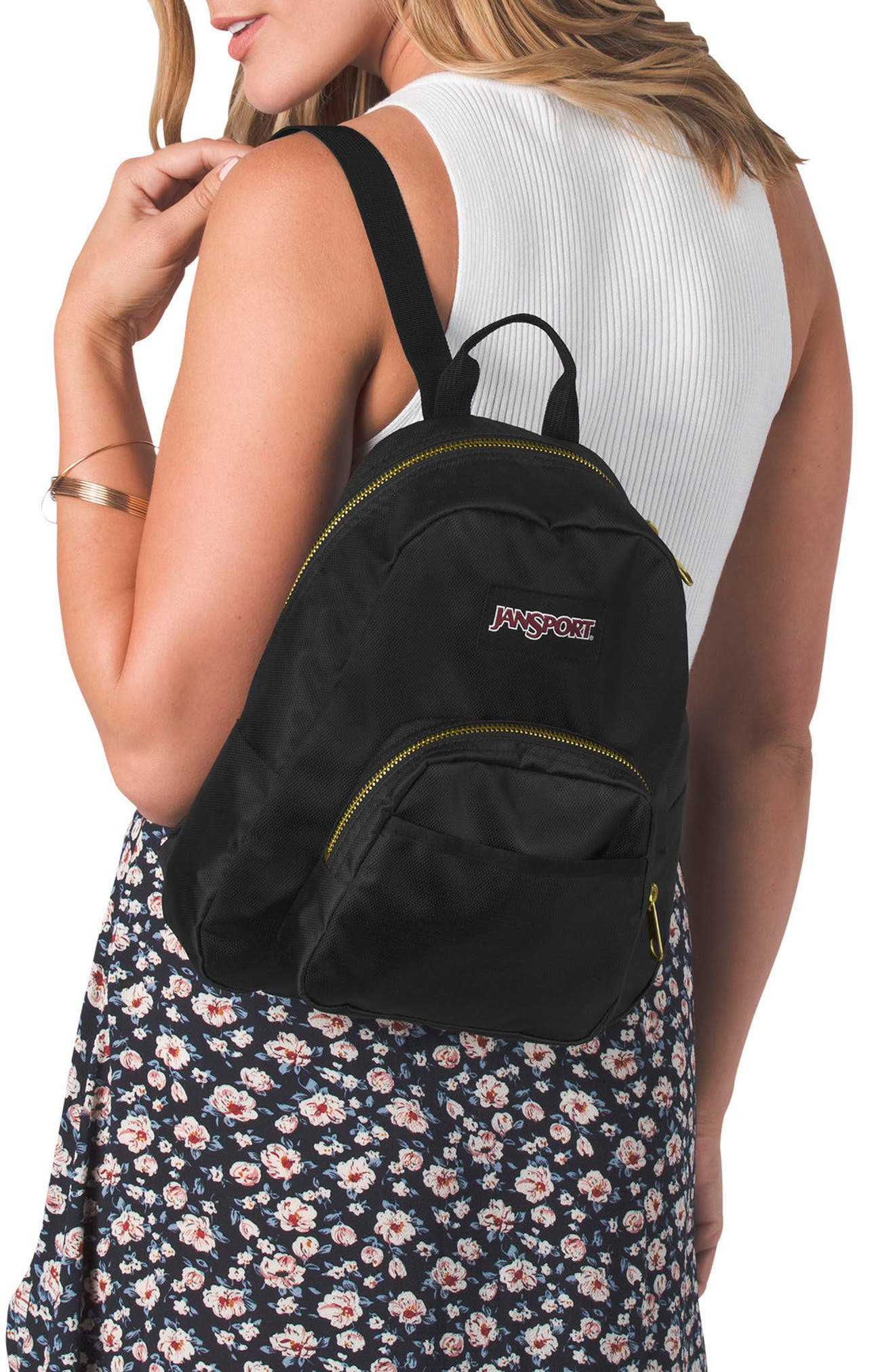 Half Pint Backpack,                             Alternate thumbnail 9, color,