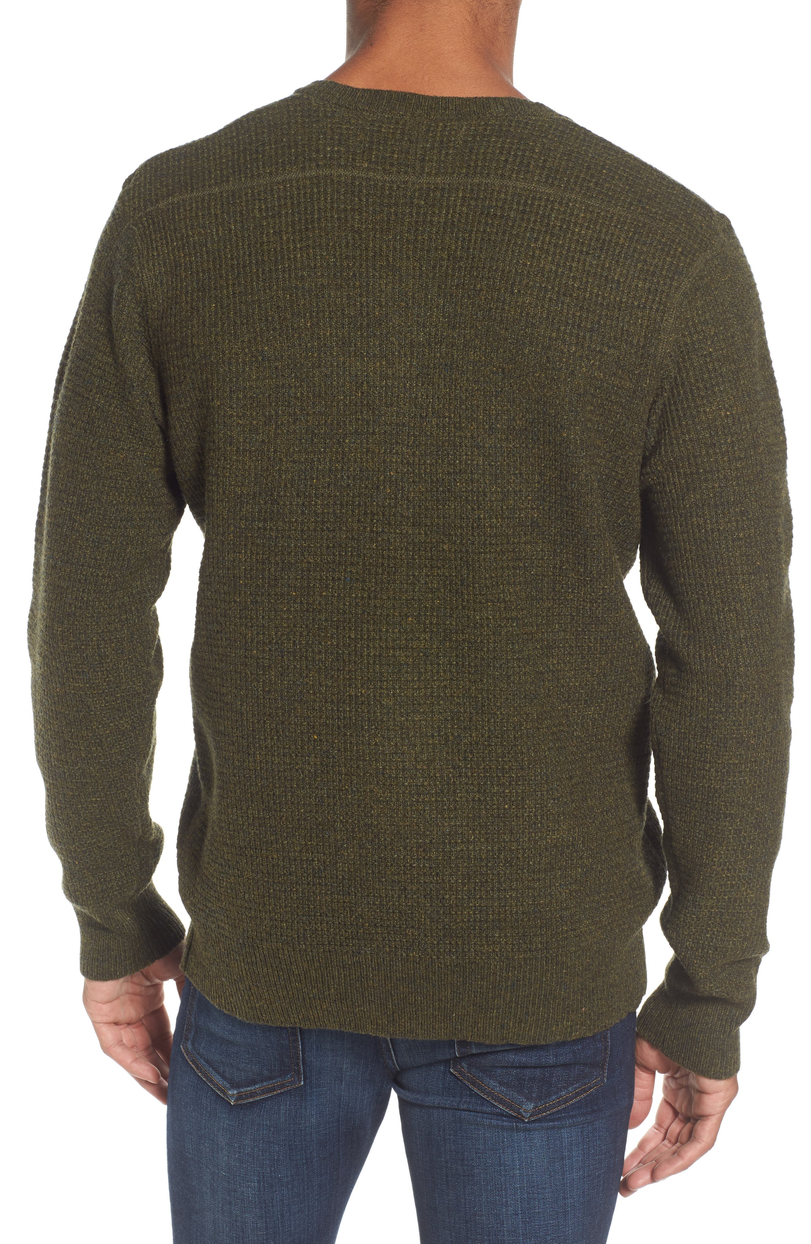 Thermal Henley,                             Alternate thumbnail 11, color,