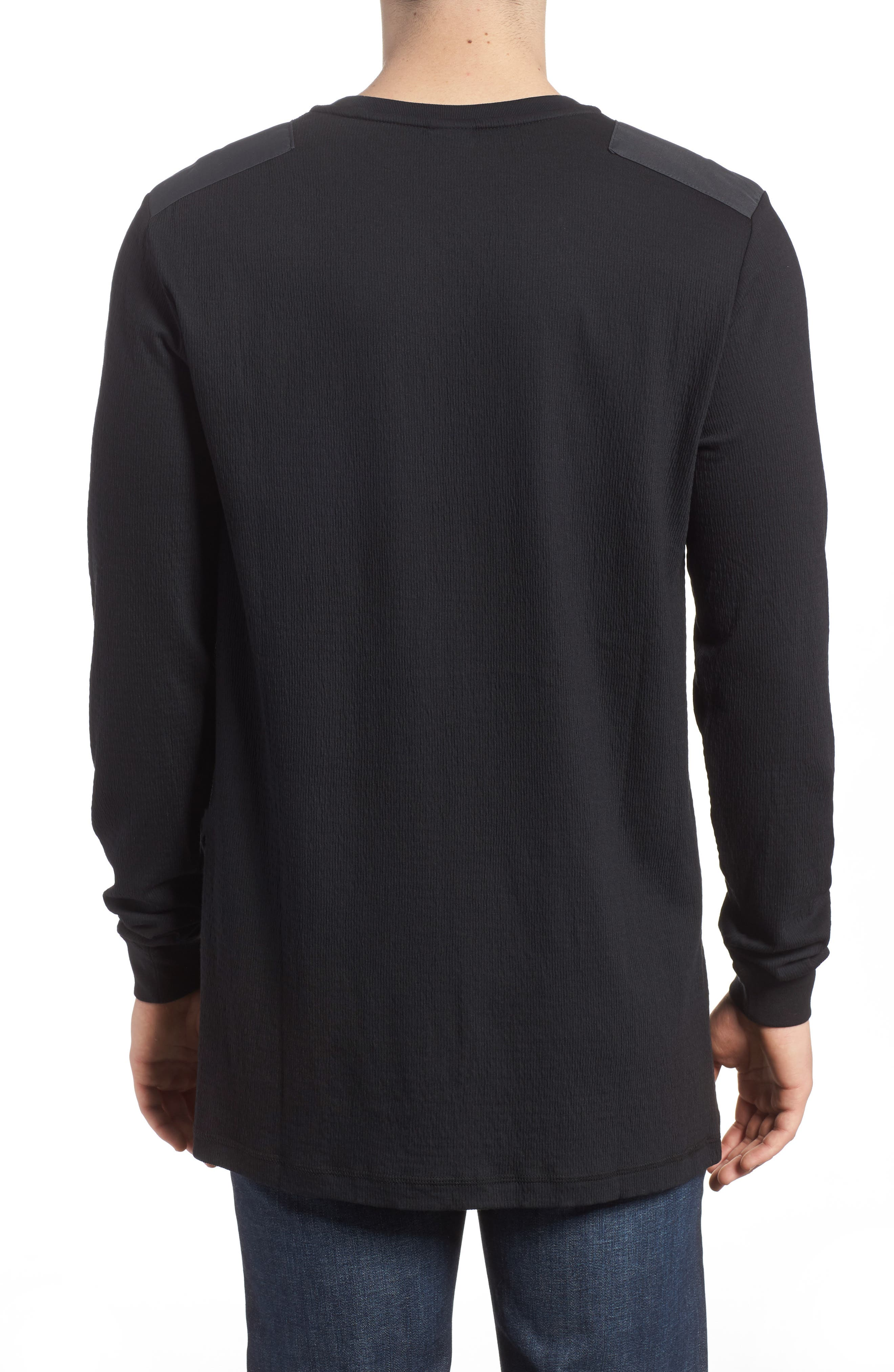 Sportswear AF-1 Long Sleeve Shirt,                             Alternate thumbnail 2, color,                             010