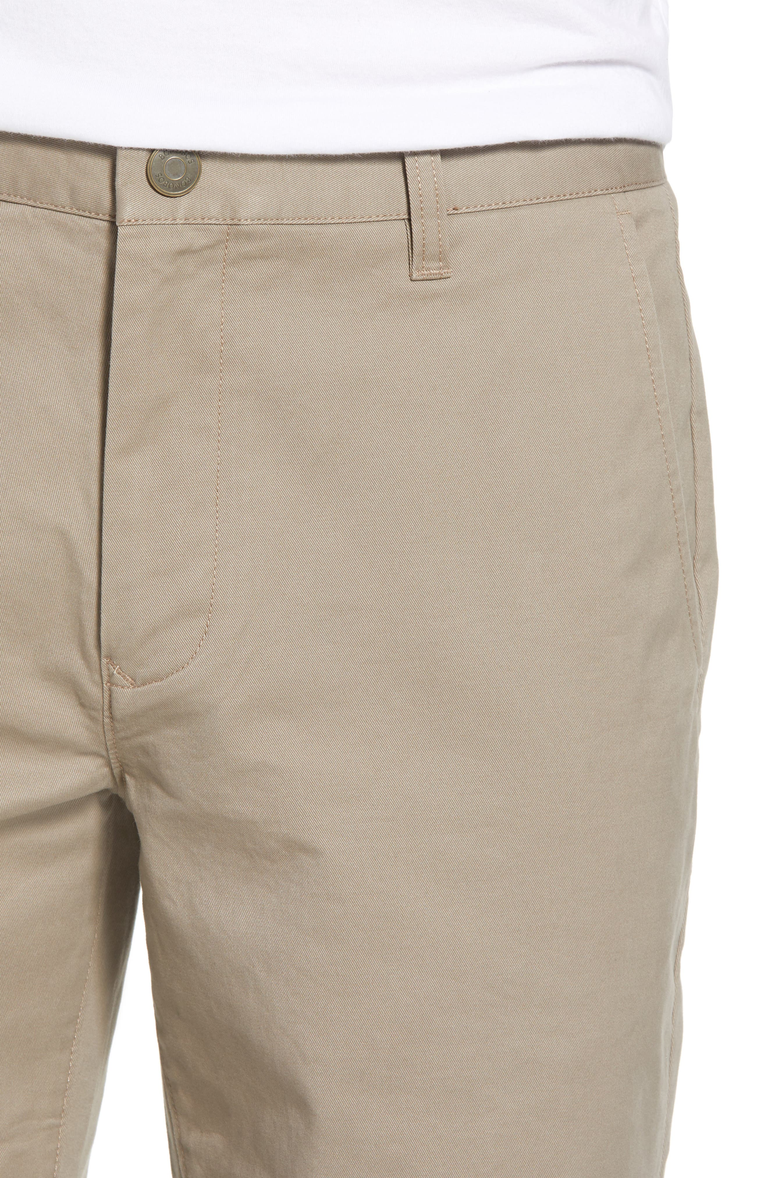 Stretch Washed Chino 11-Inch Shorts,                             Alternate thumbnail 64, color,