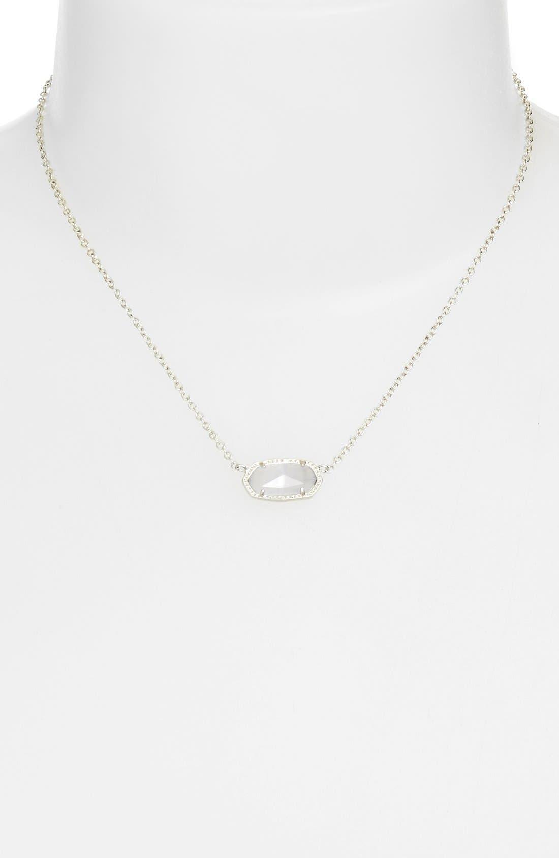 'Elisa' Pendant Necklace,                             Alternate thumbnail 371, color,