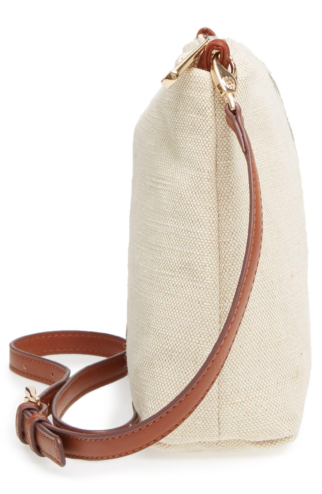 La Plancha Convertible Crossbody Bag,                             Alternate thumbnail 5, color,