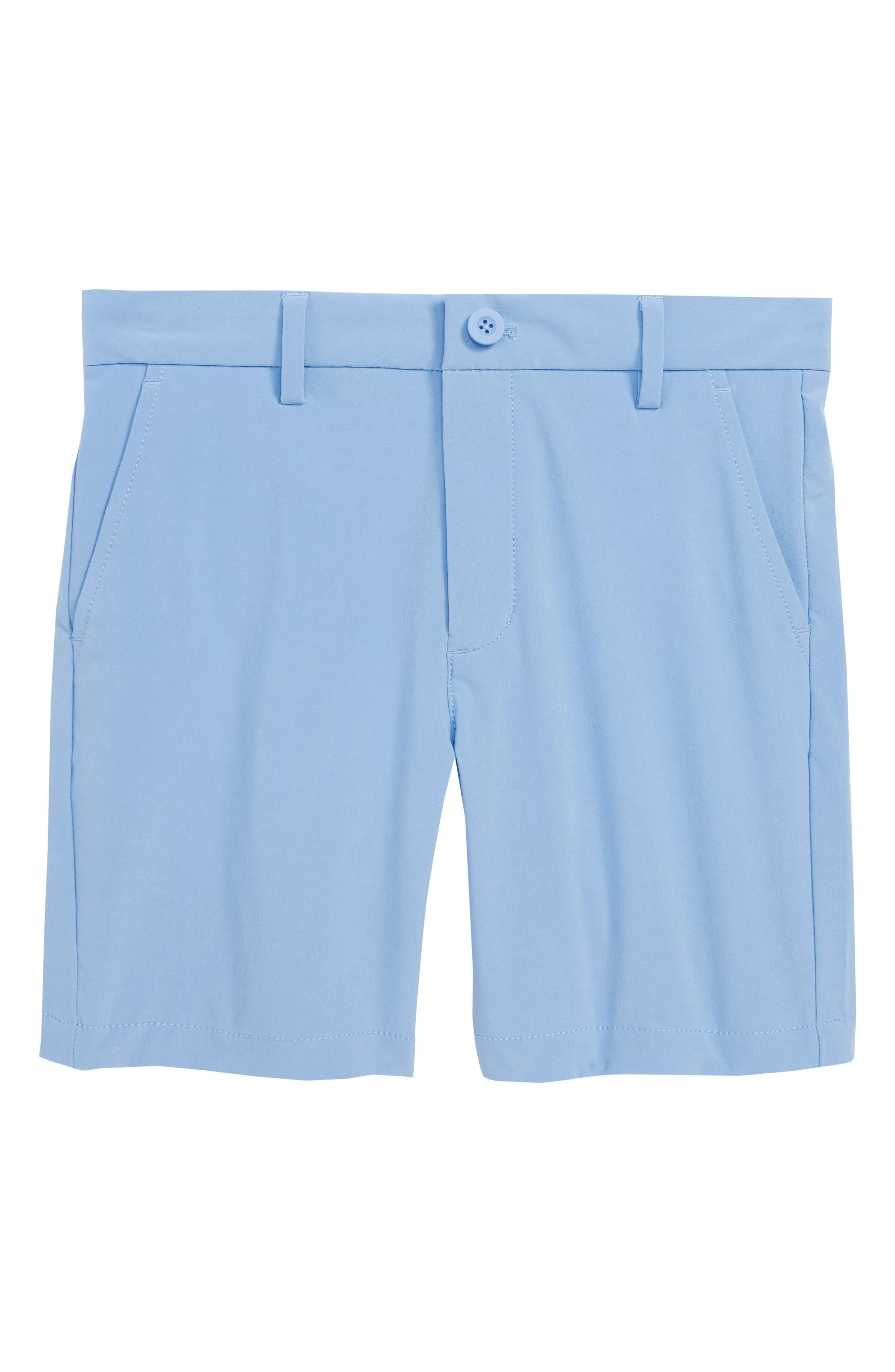 Performance Breaker Shorts,                             Main thumbnail 1, color,                             OCEAN BREEZE