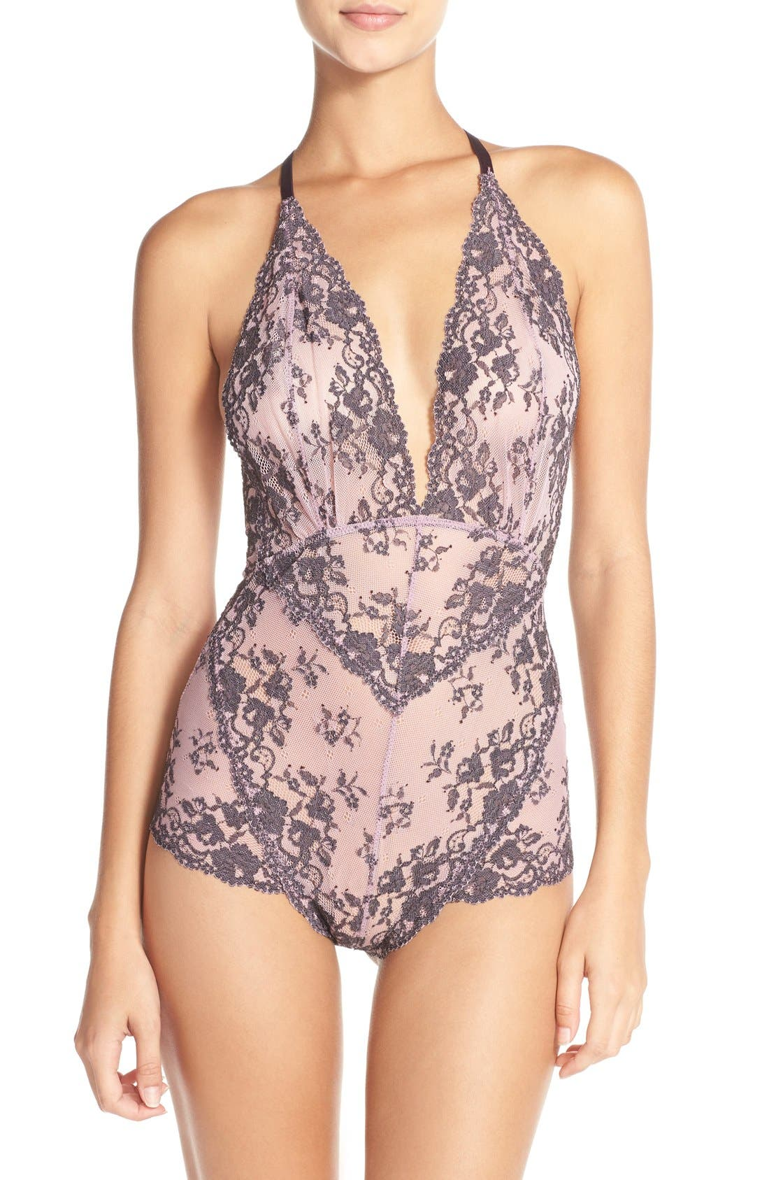 Intimately FP Too Cute to Handle Bodysuit,                             Main thumbnail 6, color,