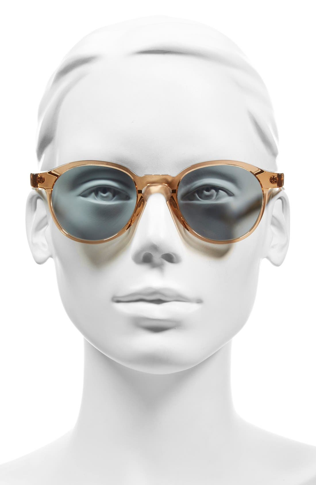 'Iconic' 49mm Sunglasses,                             Alternate thumbnail 2, color,                             201