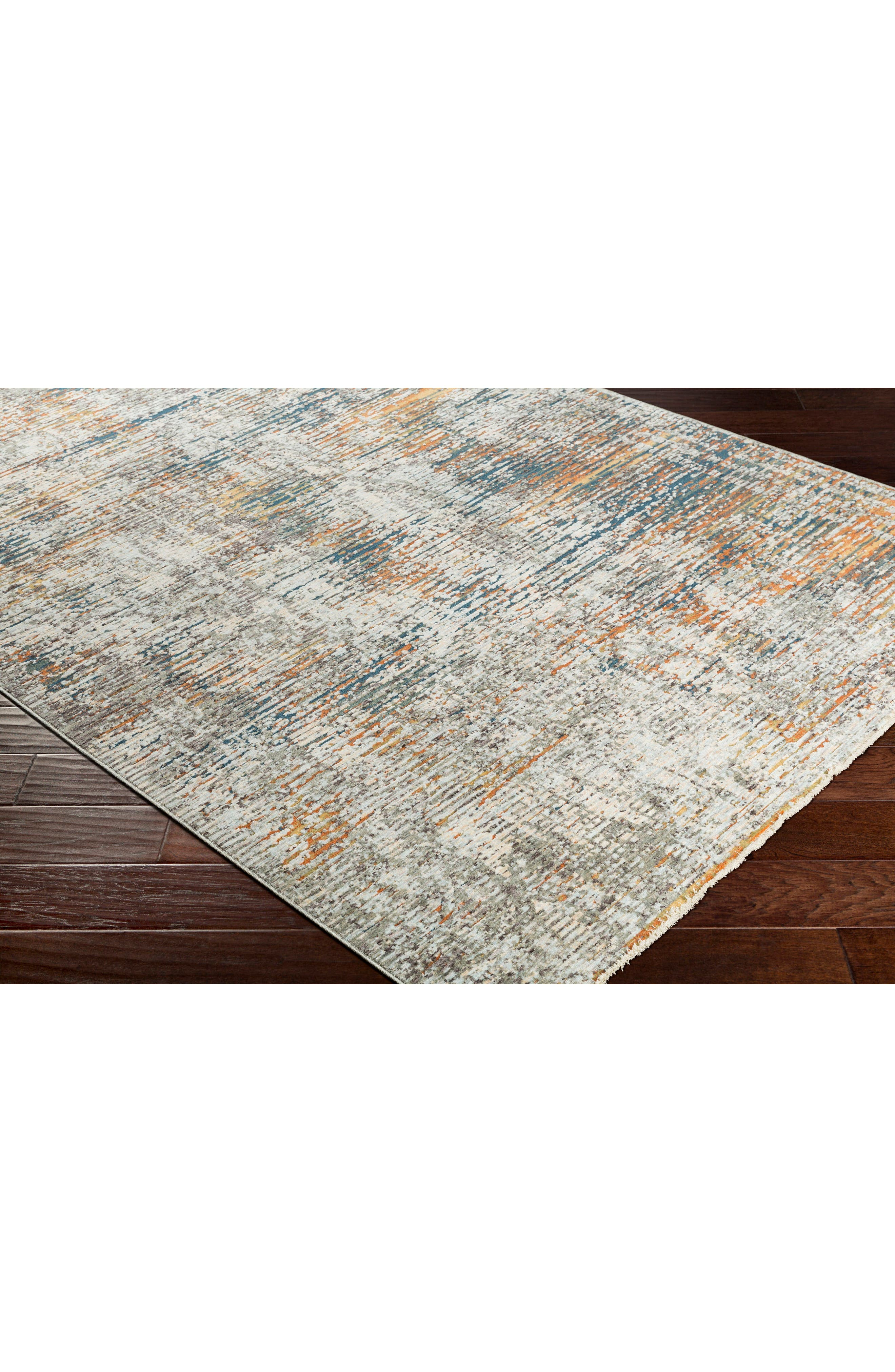 Presidential Lines Area Rug,                             Alternate thumbnail 5, color,                             BRIGHT BLUE